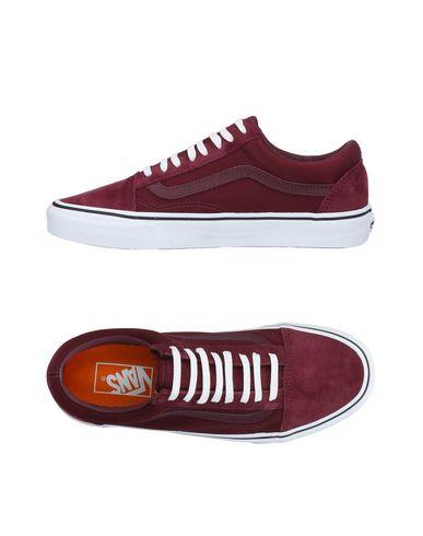 Vans Vans Sneakers Vans Sneakers Sneakers Bordeaux Vans Bordeaux Bordeaux Sneakers xqX0TPC