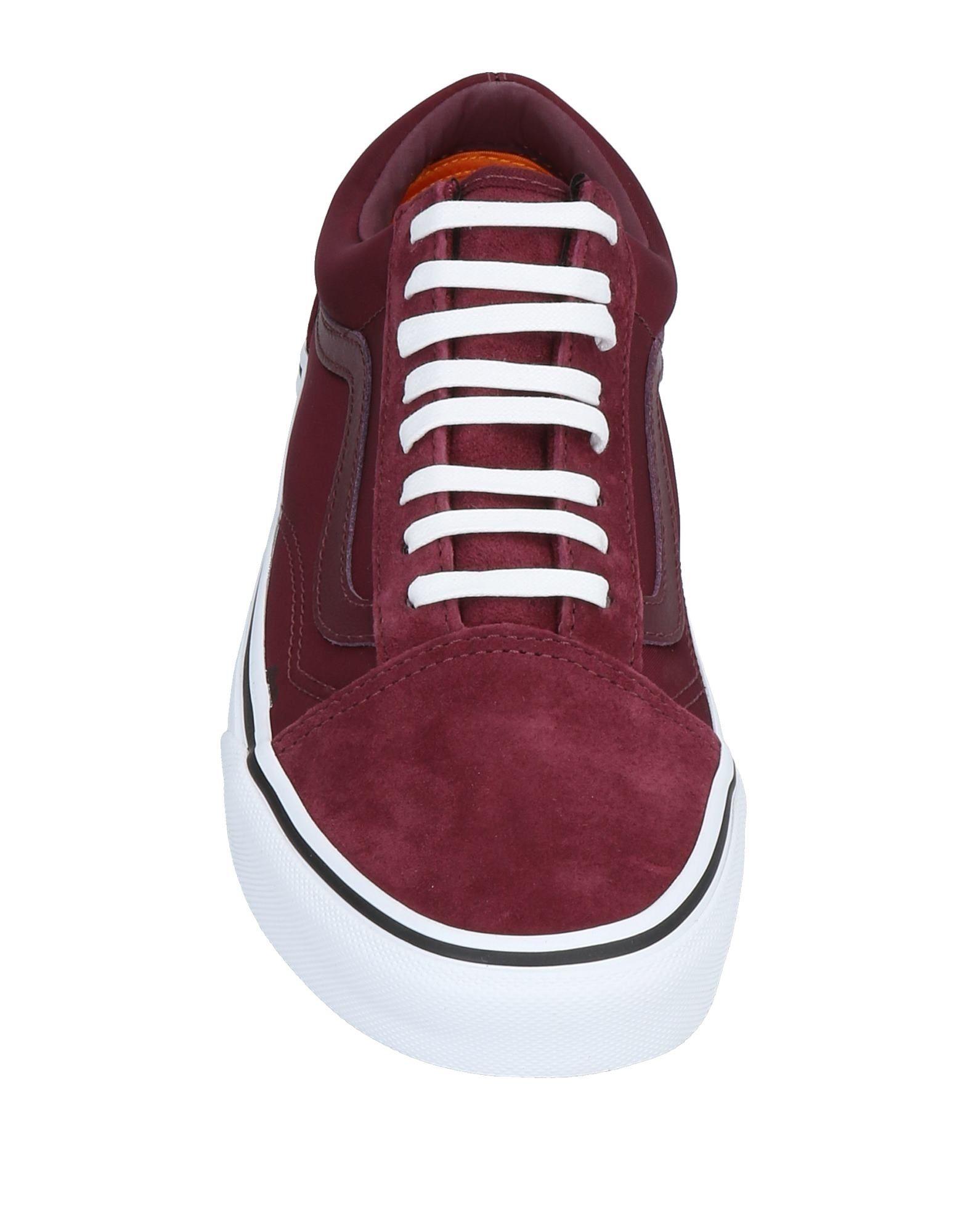Haltbare Mode billige Schuhe Vans Sneakers Damen  11492352FW Heiße Schuhe