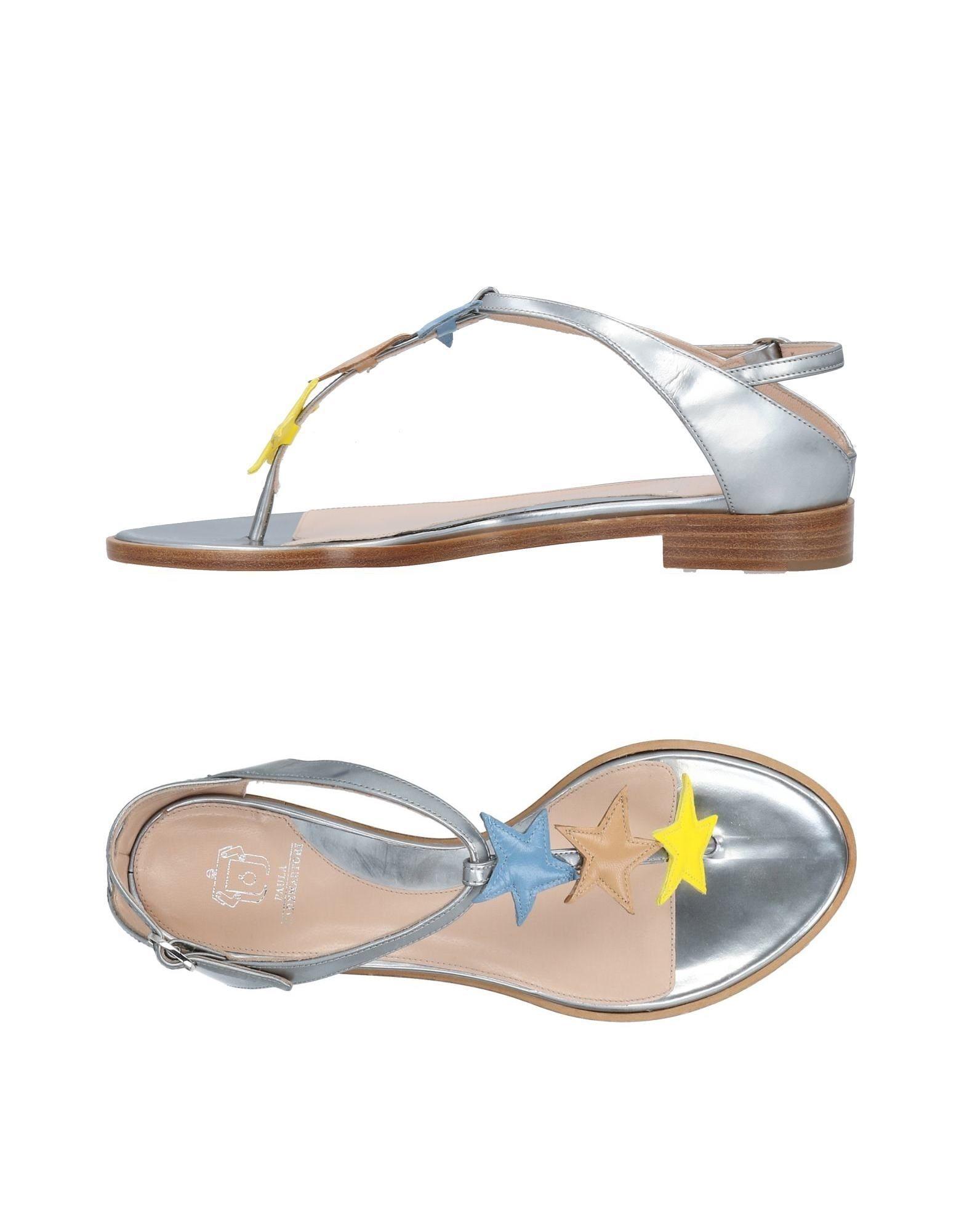 Rabatt Schuhe Paula Cademartori Dianetten Damen  11492353JM