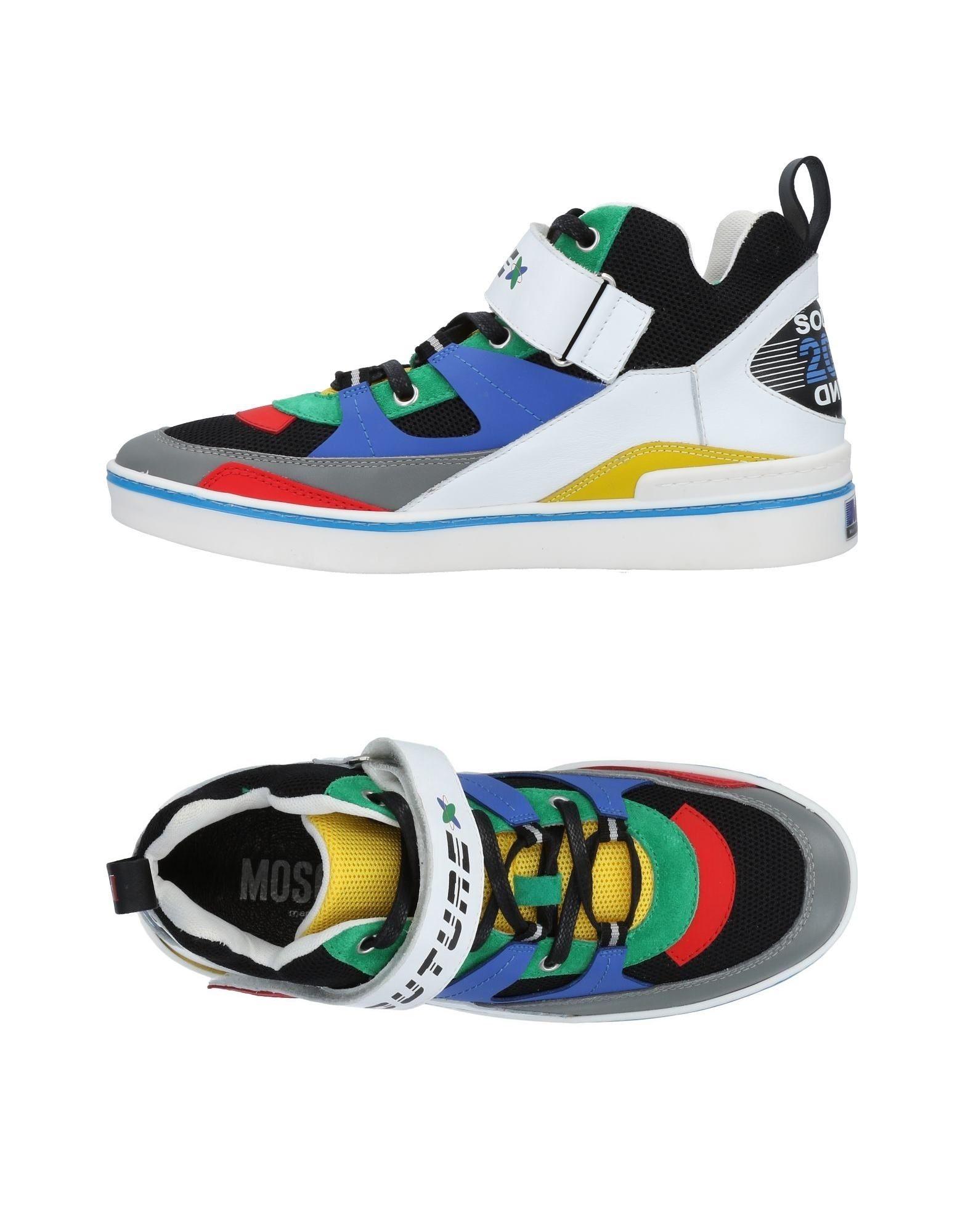 Moda Sneakers Moschino Uomo - - Uomo 11492355VQ 72d14a