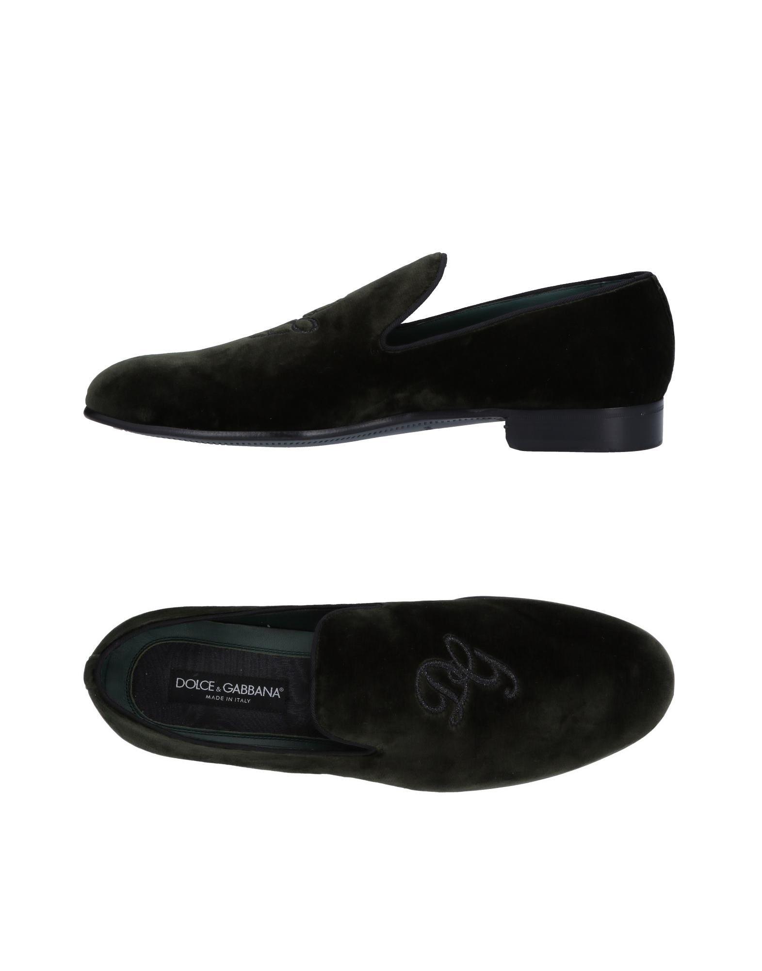 Mocassino Dolce & Gabbana Uomo - 11492366CR