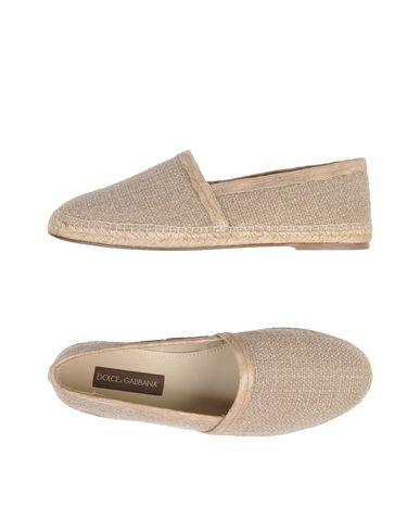 Zapatos con descuento Espadrilla Dolce & Gabbana Hombre - Espadrillas Dolce & Gabbana - 11492377WU Beige