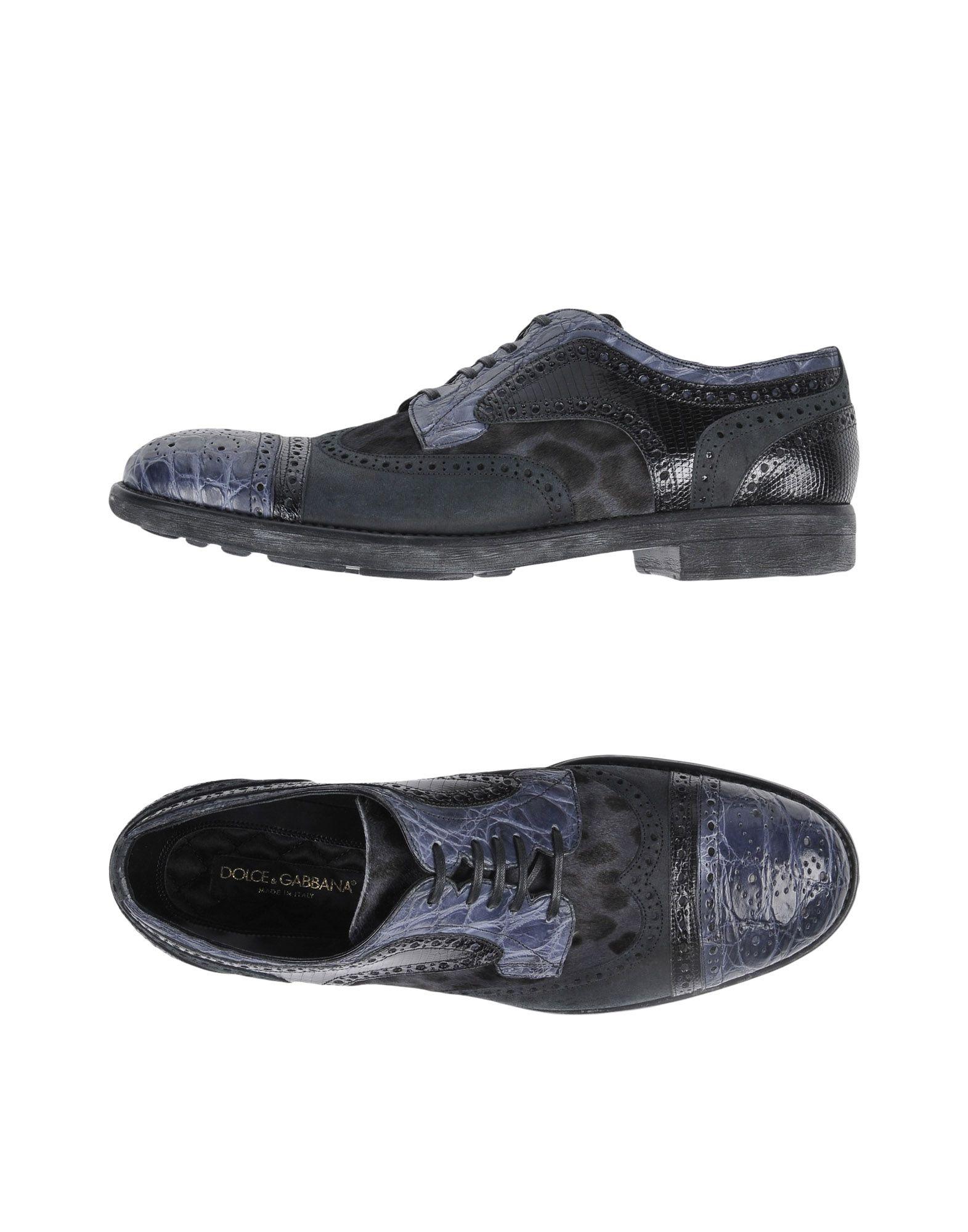 Dolce & Gabbana Schnürschuhe Herren  11492417HV Gute Qualität beliebte Schuhe
