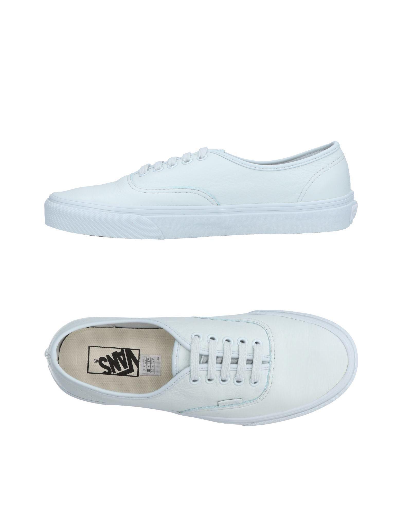Rabatt echte Schuhe Vans Sneakers Herren  11492428OI
