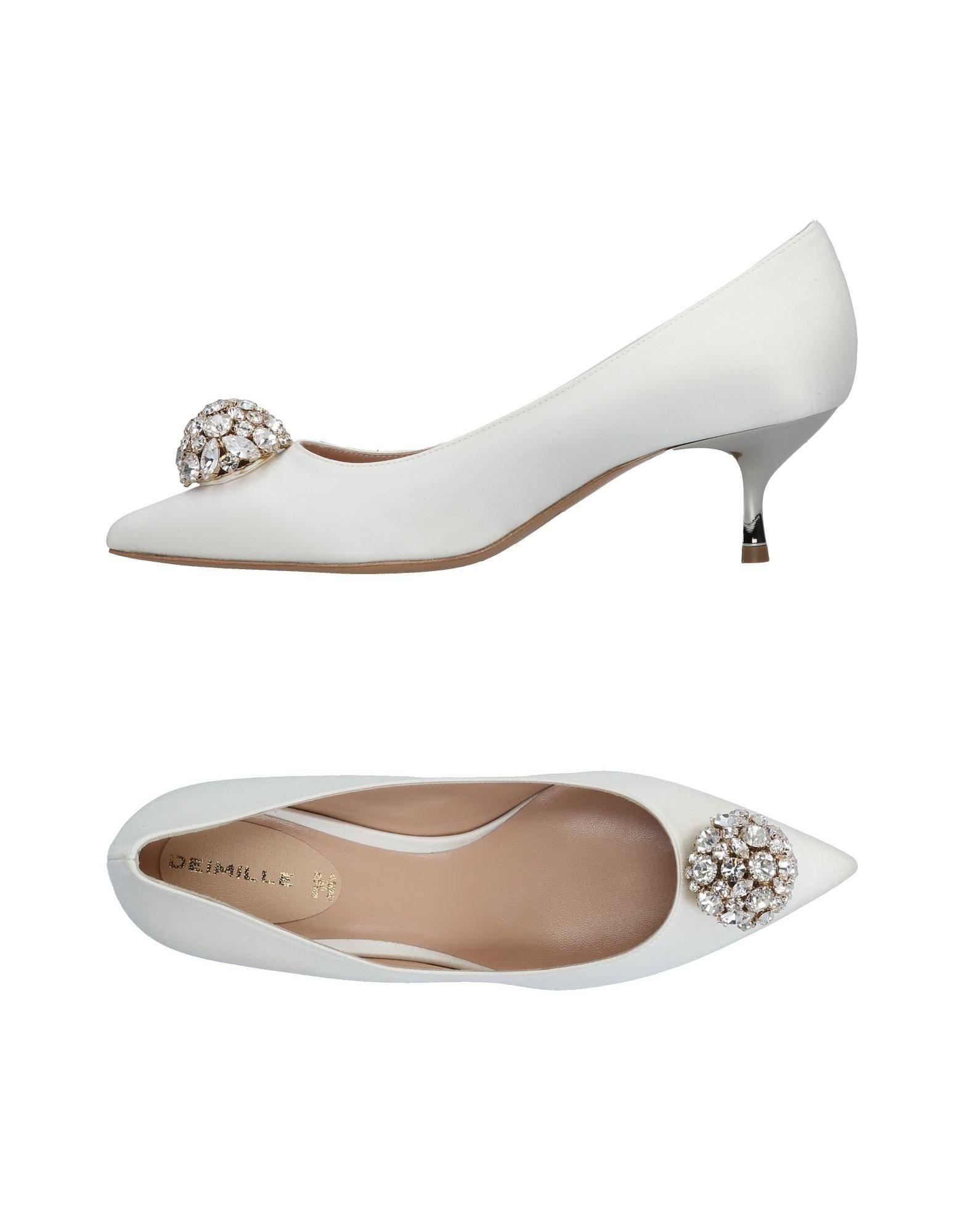 Stilvolle billige Schuhe Deimille Pumps Damen  11492430XJ