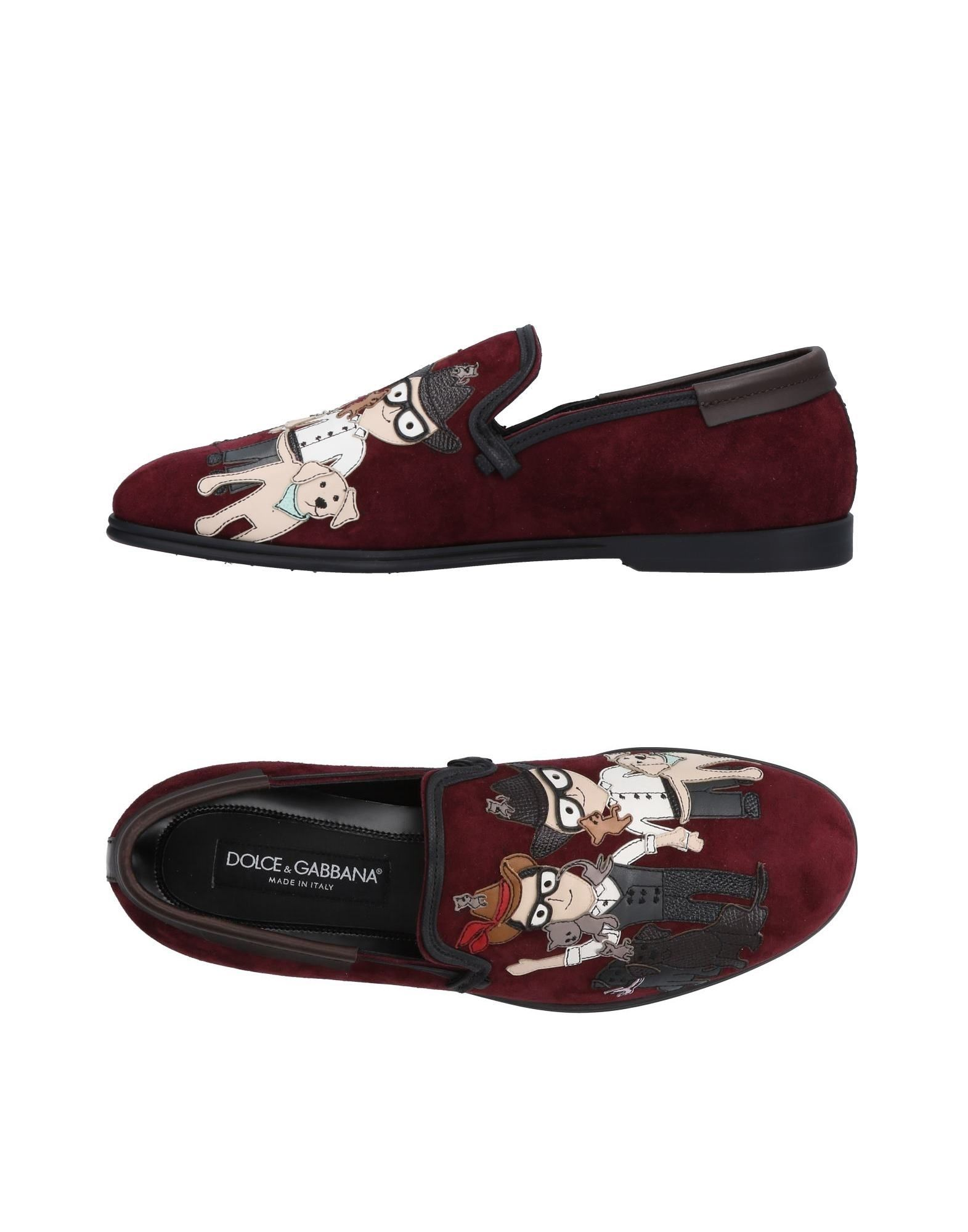 Scarpe economiche e resistenti Mocassino Dolce & Gabbana Uomo