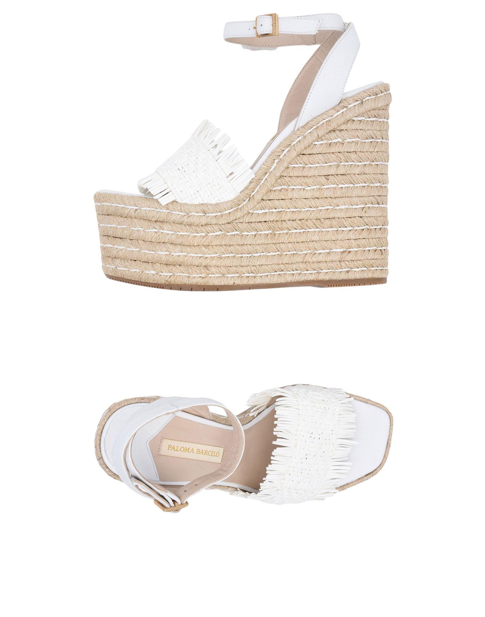 Gut um billige Damen Schuhe zu tragenPaloma Barceló Espadrilles Damen billige  11492445EV 6ee7c0