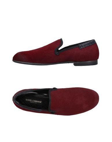 Zapatos con descuento Mocasín Dolce & Gabbana Hombre - Mocasines Dolce & Gabbana - 11492446MD Ladrillo