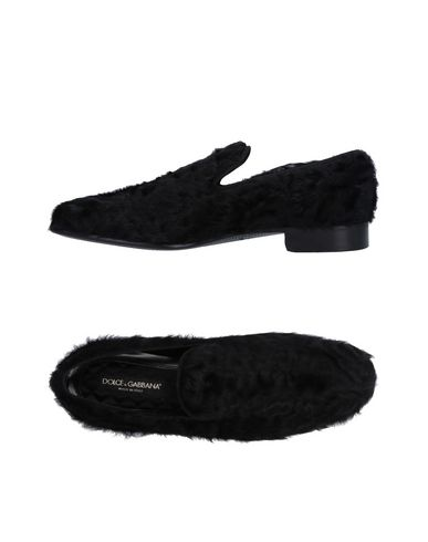Venta de liquidación de temporada Mocasín Dolce & Gabbana Hombre - Mocasines Dolce & Gabbana   - 11492450OE Negro