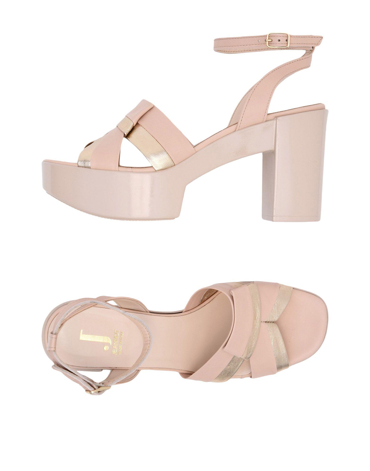 Gut tragenJeannot um billige Schuhe zu tragenJeannot Gut Sandalen Damen  11492467LX 3129b9