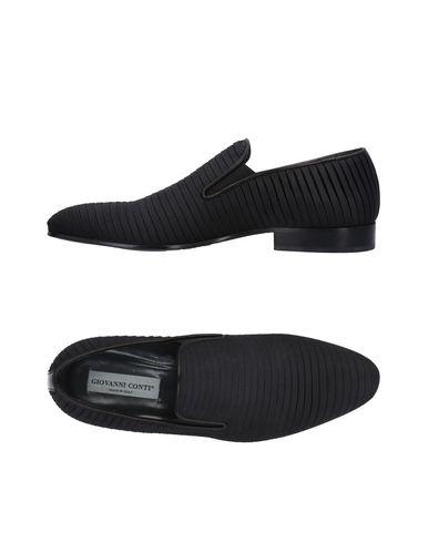 Zapatos con descuento Mocasín Giovanni Conti Hombre - Mocasines Giovanni Conti - 11492474CT Negro