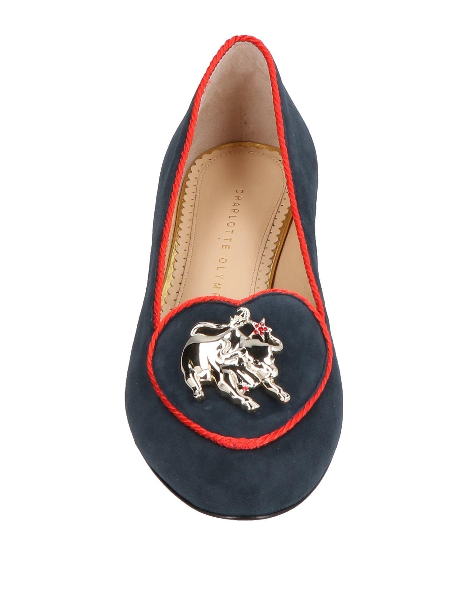 Rabatt Schuhe Charlotte Damen Olympia Mokassins Damen Charlotte  11492476IX 0507a2