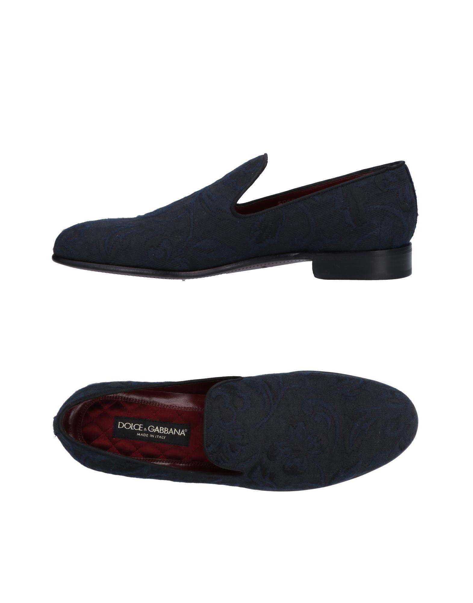 Dolce & Gabbana Mokassins Schuhe Herren  11492502JE Neue Schuhe Mokassins 00bb20