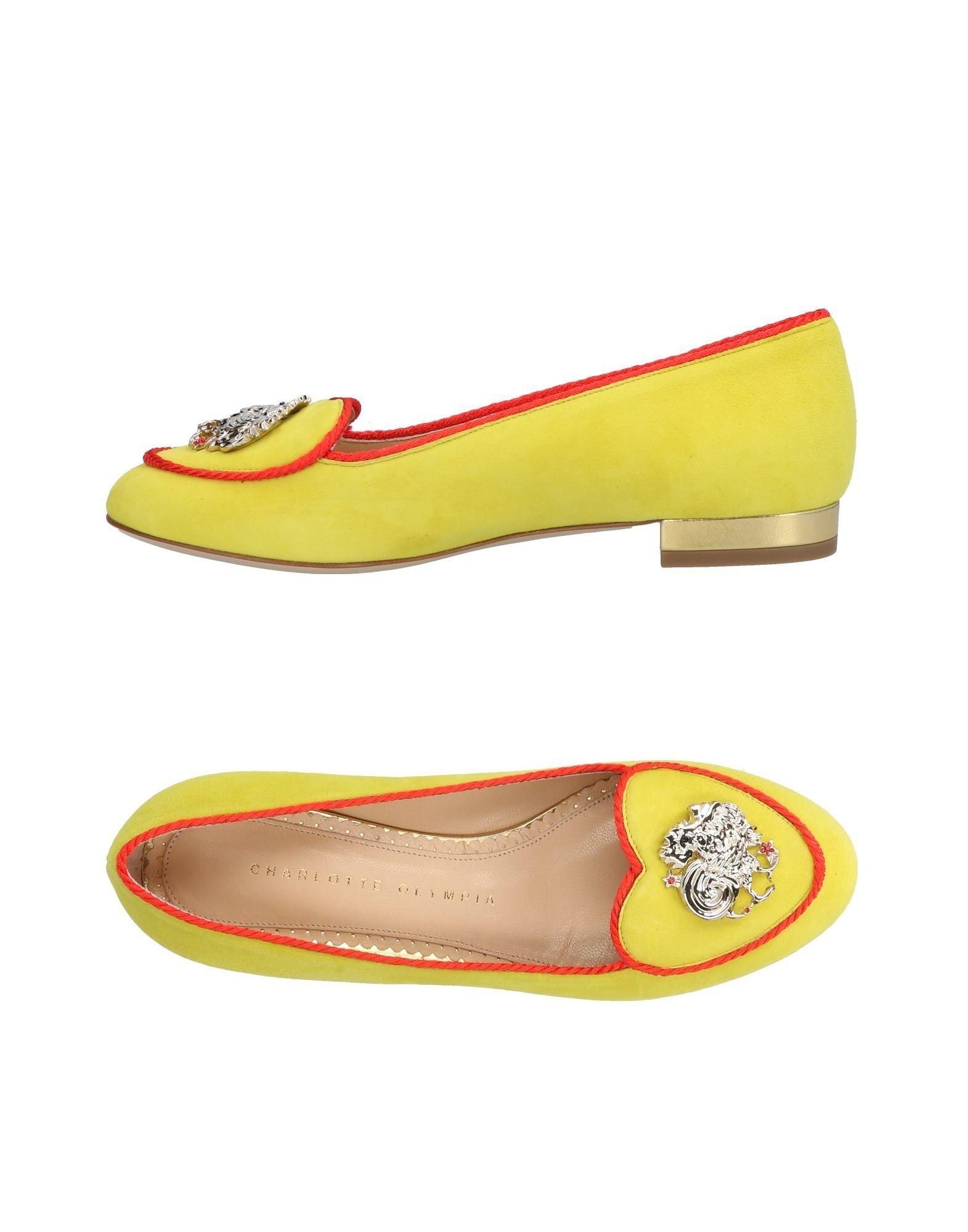 Charlotte Olympia Mokassins Damen  11492508CGGut aussehende strapazierfähige Schuhe