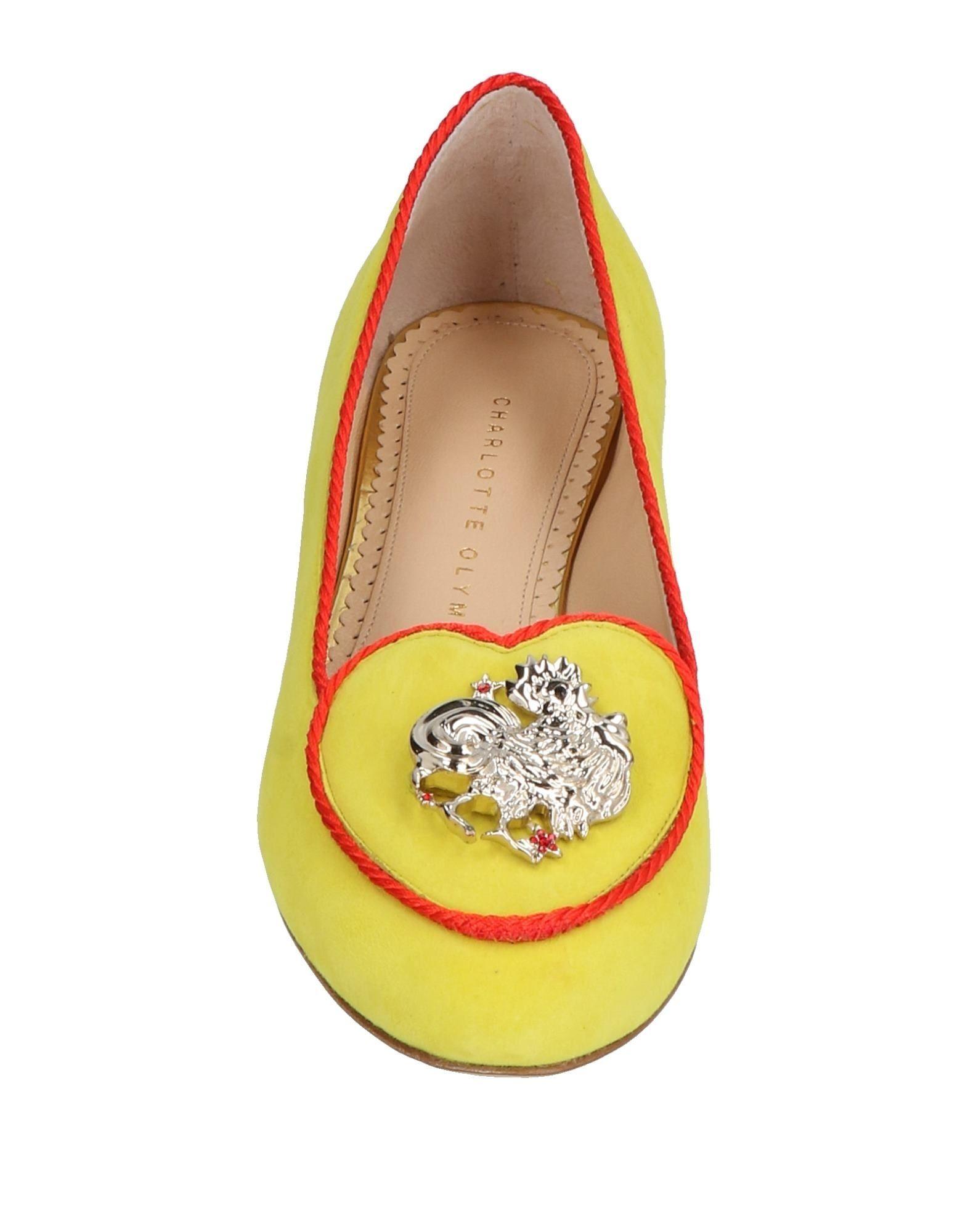 Stilvolle billige Charlotte Schuhe Charlotte billige Olympia Mokassins Damen  11492508CG 79a1de