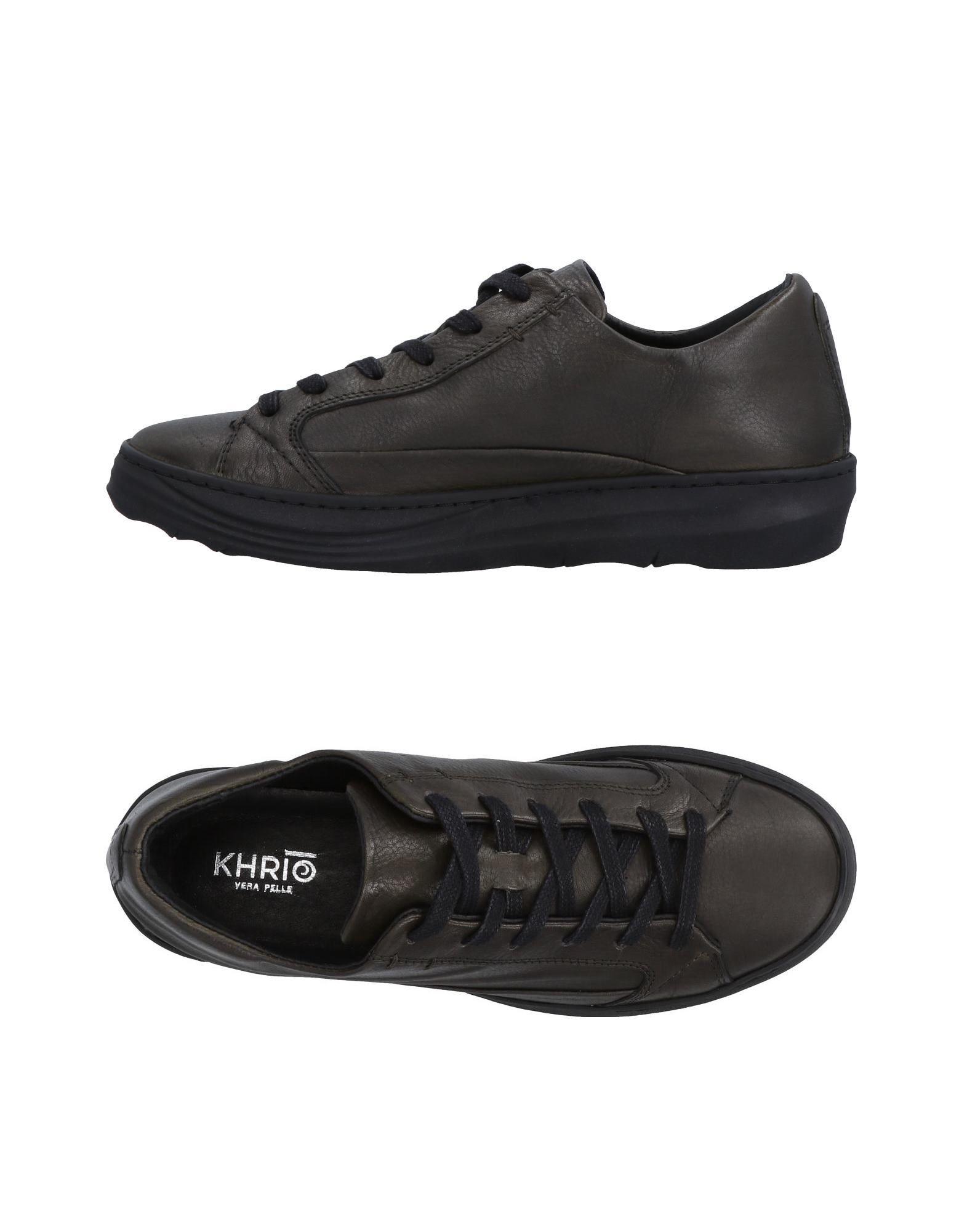 Khrio' Sneakers Damen  11492518BK Gute Qualität beliebte beliebte Qualität Schuhe cf224f