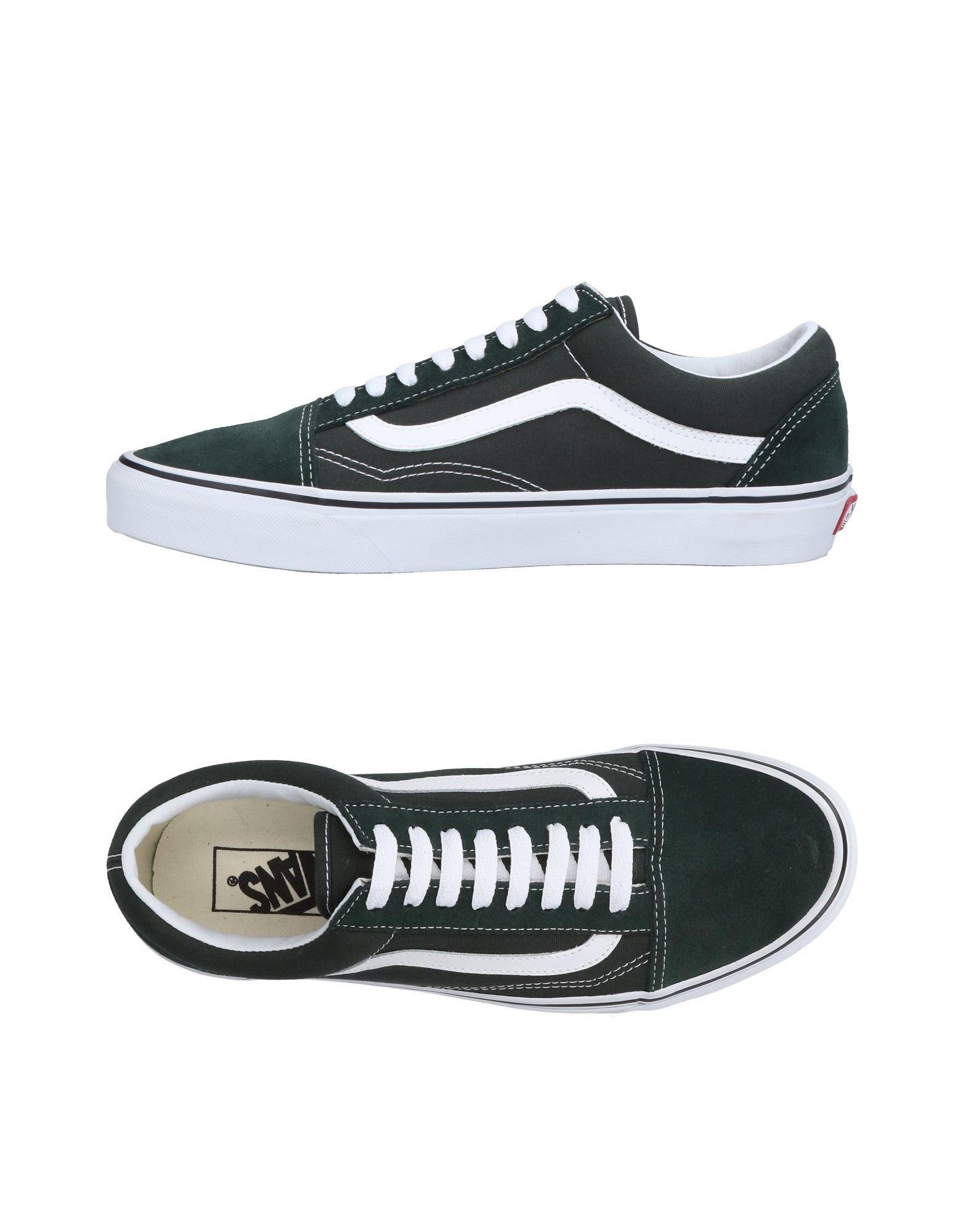Moda Sneakers Vans Uomo - 11492566XS
