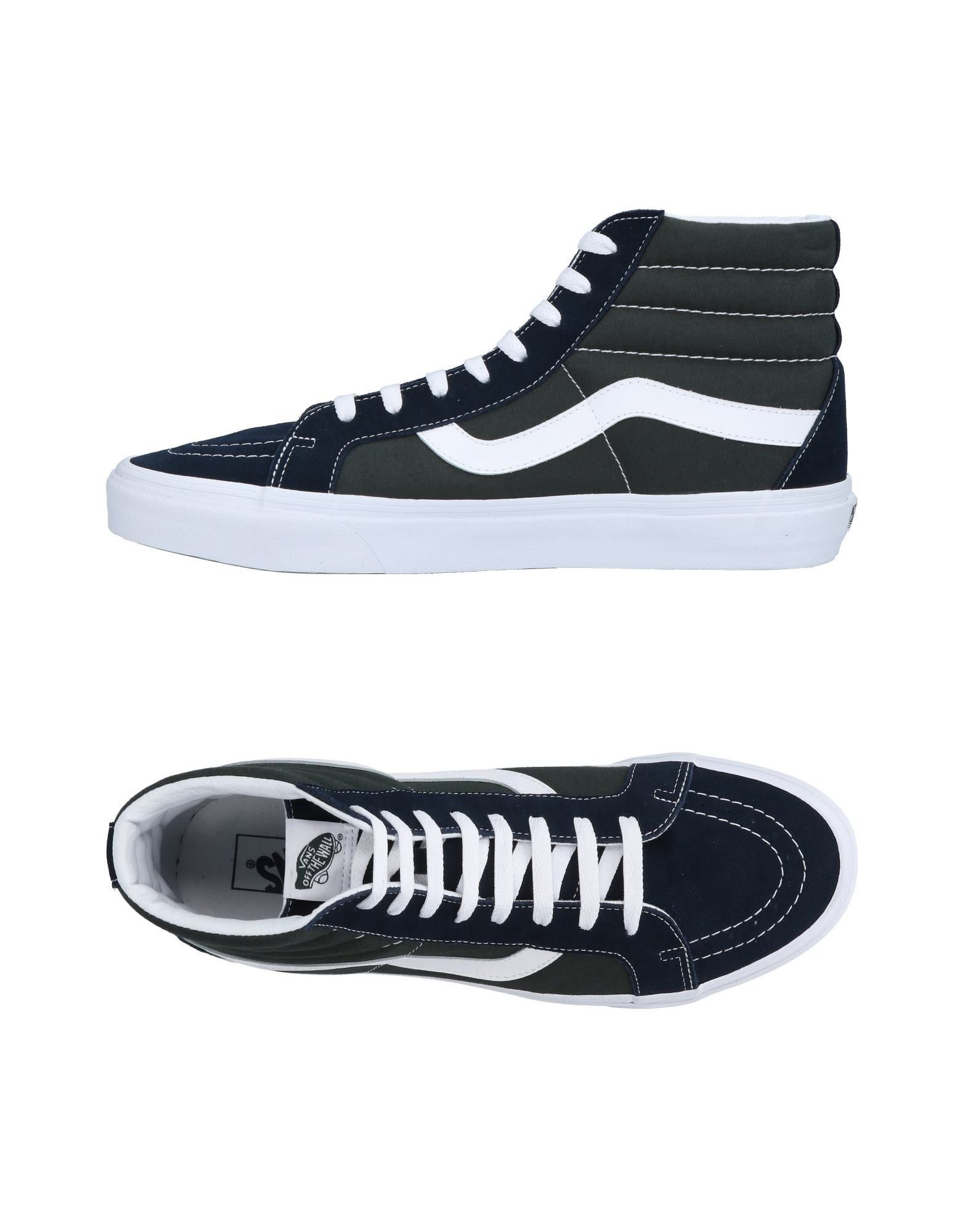 Vans Sneakers - Men Vans Sneakers online on    United Kingdom - 11492574TG 38f532