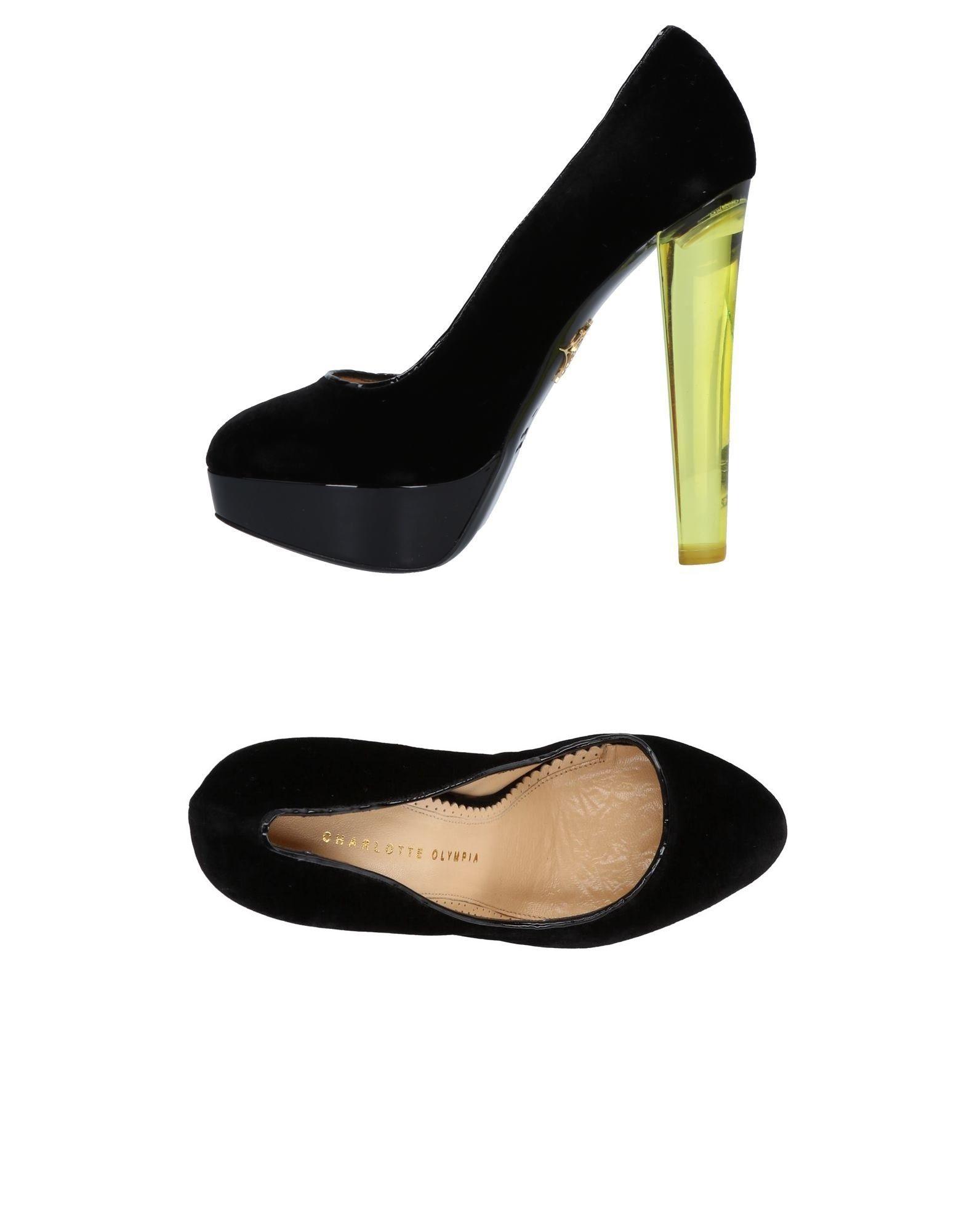 Charlotte Olympia Pumps Damen  11492580UFGut aussehende strapazierfähige Schuhe