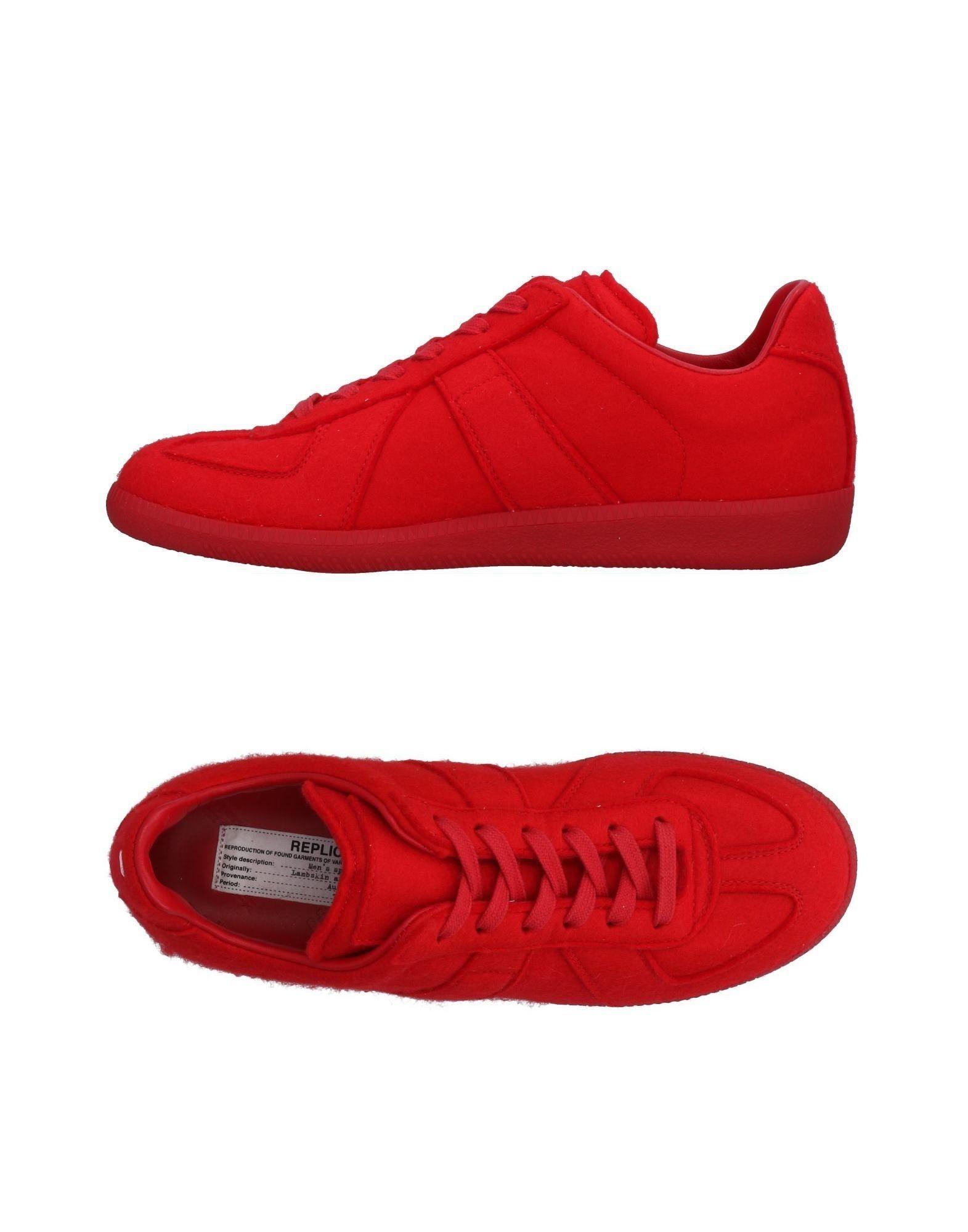 Rabatt Schuhe Maison Margiela Sneakers Damen  11492612EW