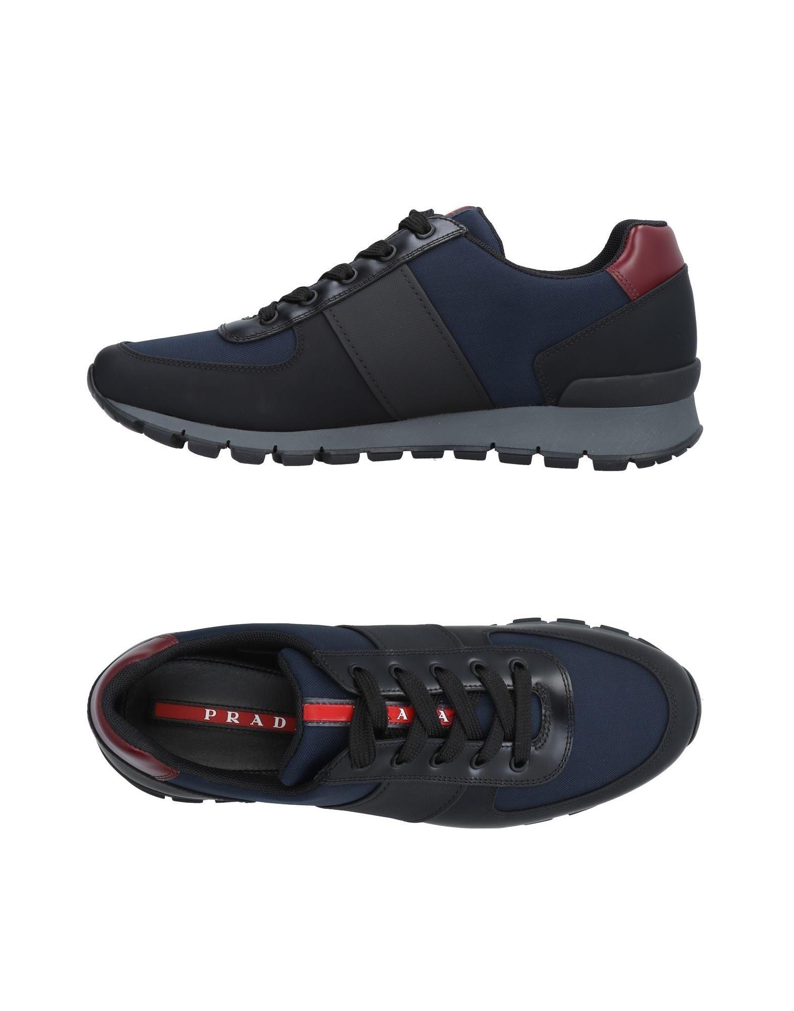 Scarpe economiche e Prada resistenti Sneakers Prada e Sport Uomo adead0