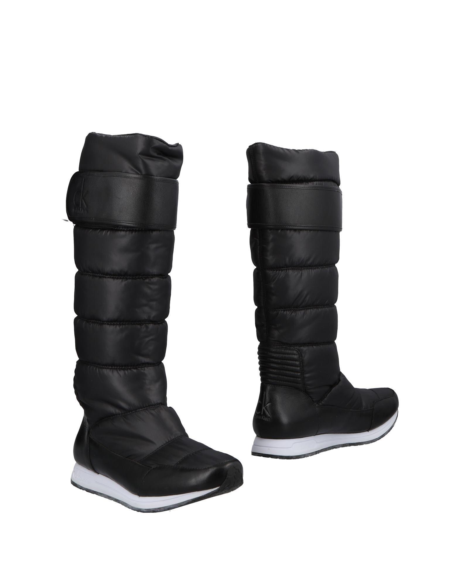 Rabatt Schuhe Calvin Damen Klein Stiefel Damen Calvin  11492668XF b58e44