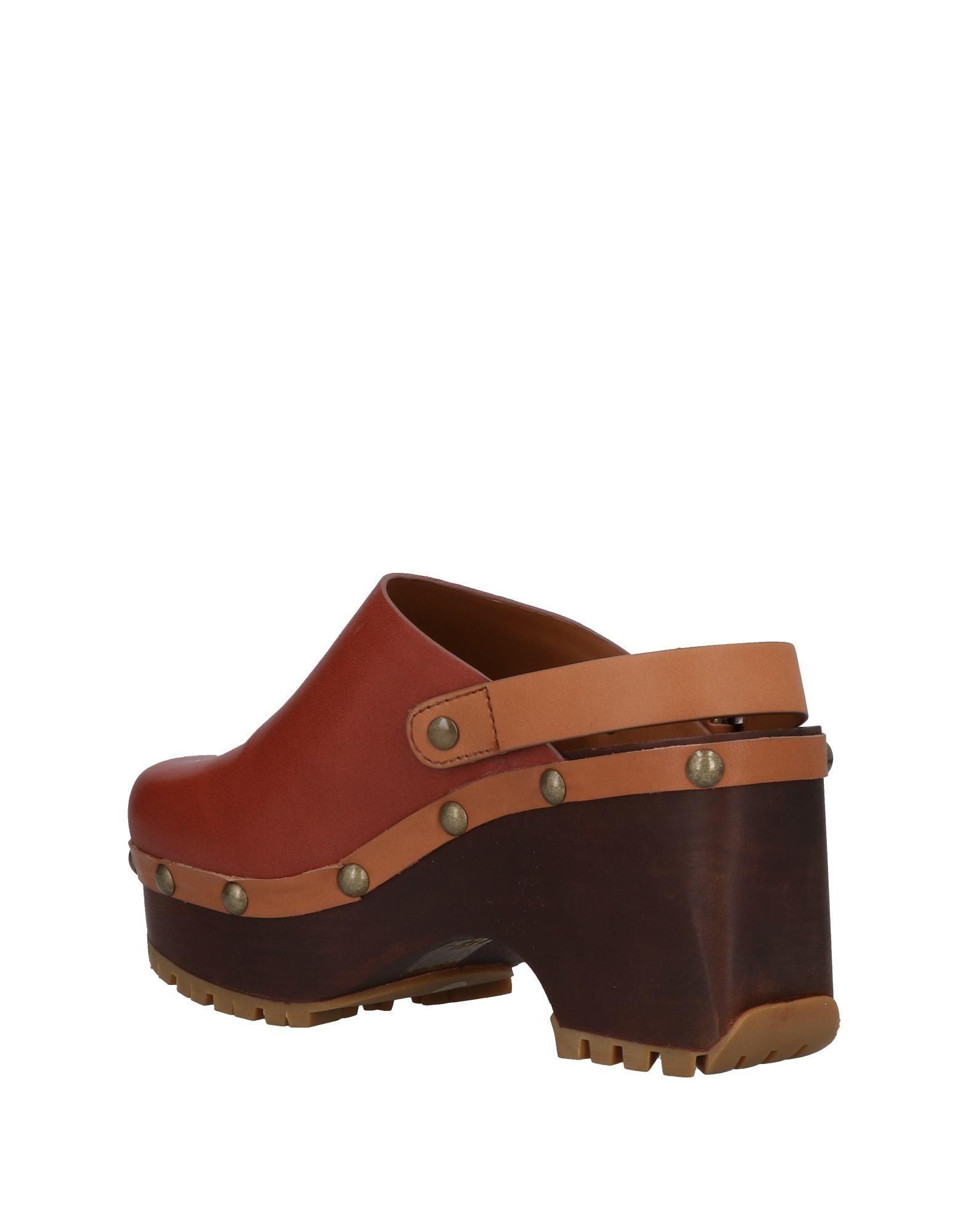Rabatt Schuhe Pantoletten See By Chloé Pantoletten Schuhe Damen  11492686LW 06c9e1