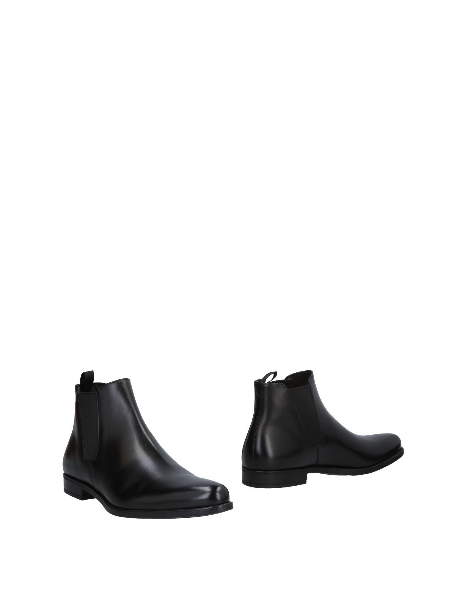Prada Stiefelette Herren  11492725UD Gute Qualität beliebte Schuhe