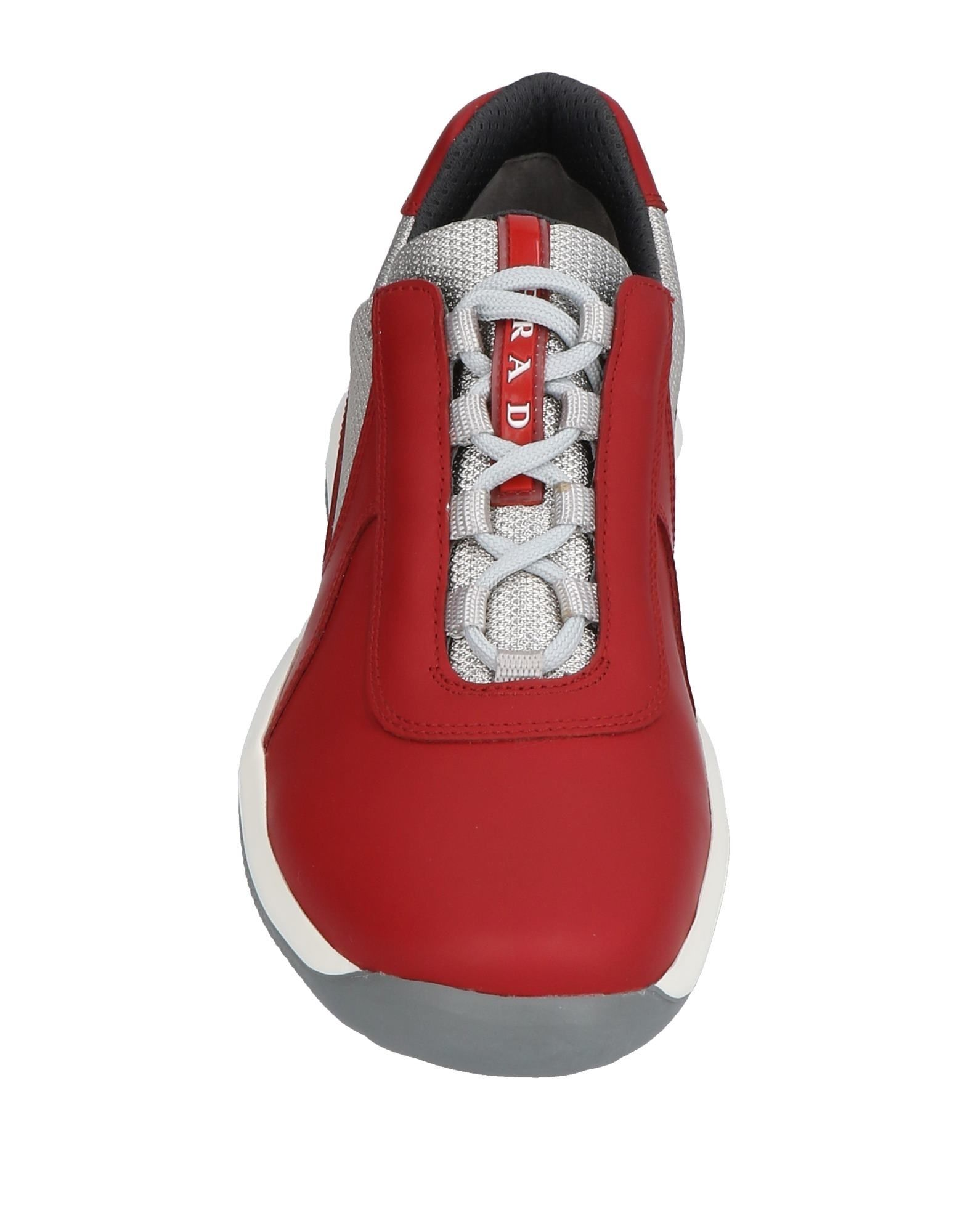 3f58ba83e9d49 ... Prada Schuhe Sport Sneakers Herren 11492757BX Gute Qualität beliebte Schuhe  Prada da06f7 ...