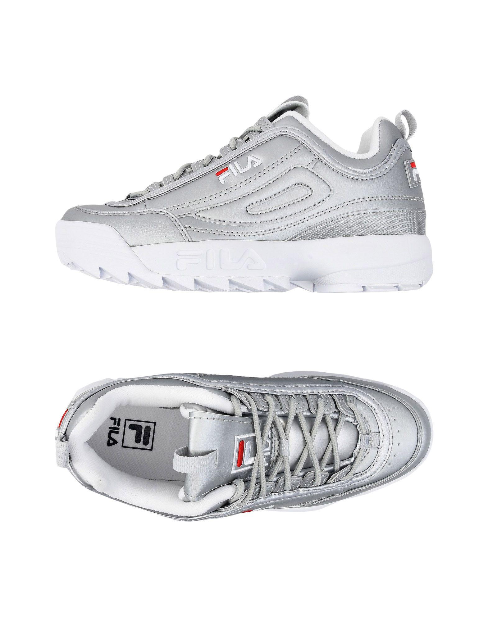 Sneakers Fila Heritage Disruptor Metallic Low Wmn - Donna - 11492792UV