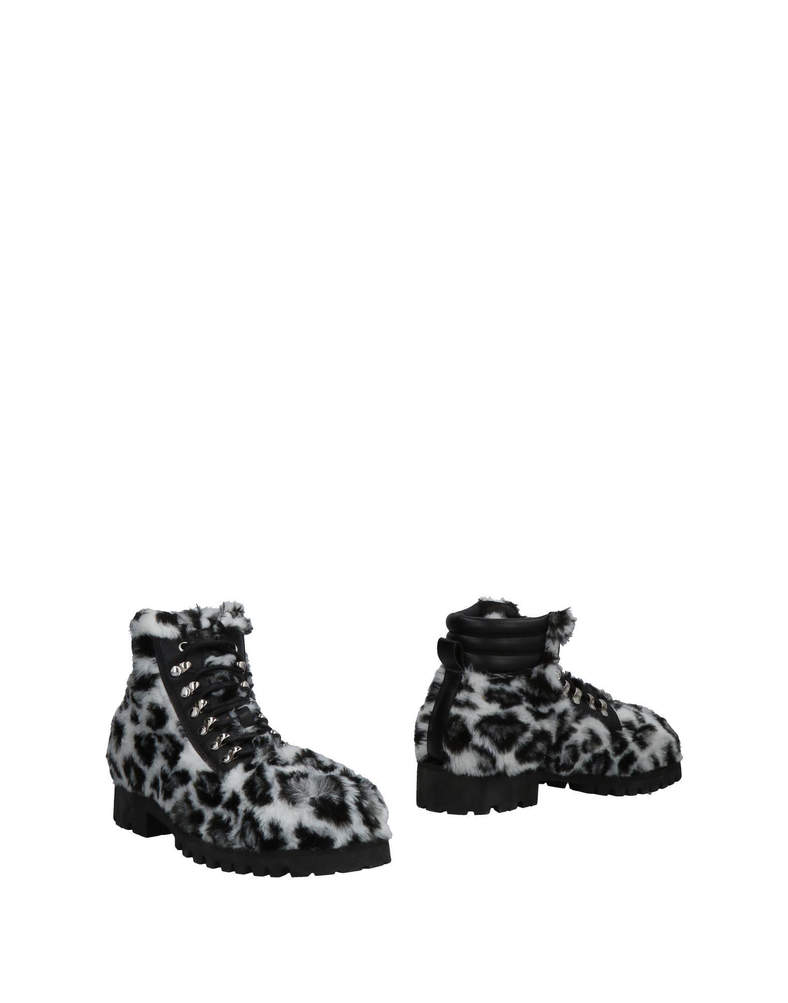 Günstige und modische Schuhe Moschino Stiefelette Herren  11492807AD