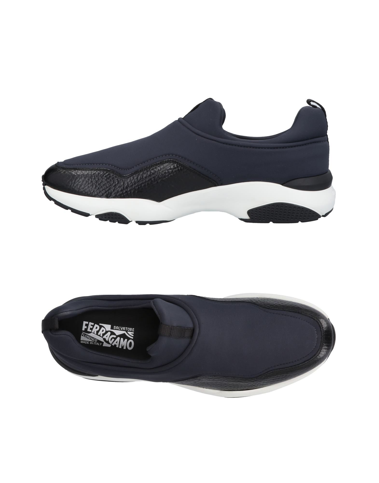 Salvatore Ferragamo Sneakers Herren  11492812FA Gute Qualität beliebte Schuhe