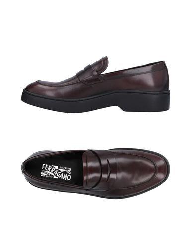 Los últimos zapatos de hombre y mujer Mocasín Salvatore Ferragamo Ferragamo Hombre - Mocasines Salvatore Ferragamo Ferragamo - 11492830LC Berenjena b22efd