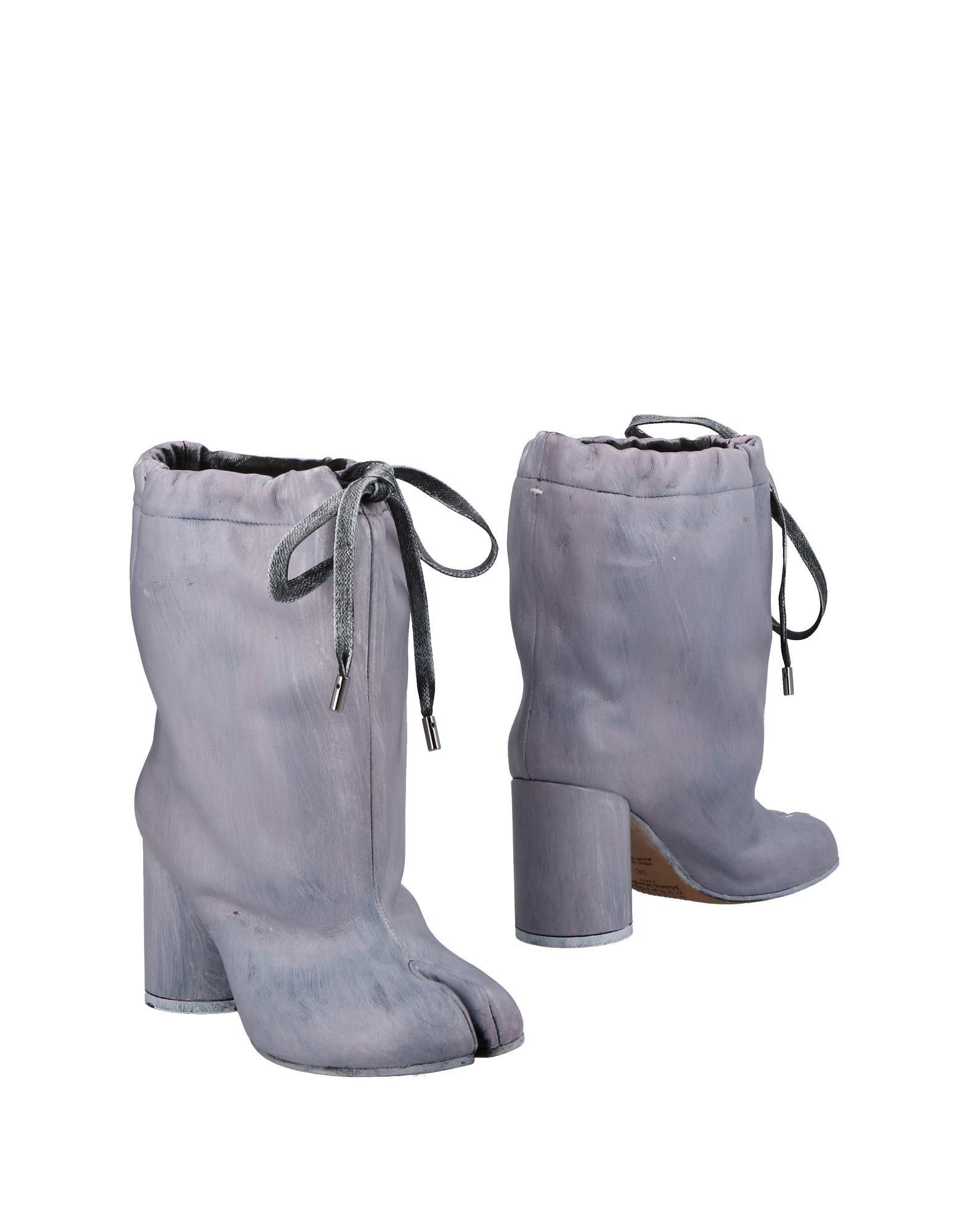 Maison Margiela Stiefelette aussehende Damen  11492835FCGünstige gut aussehende Stiefelette Schuhe a20073