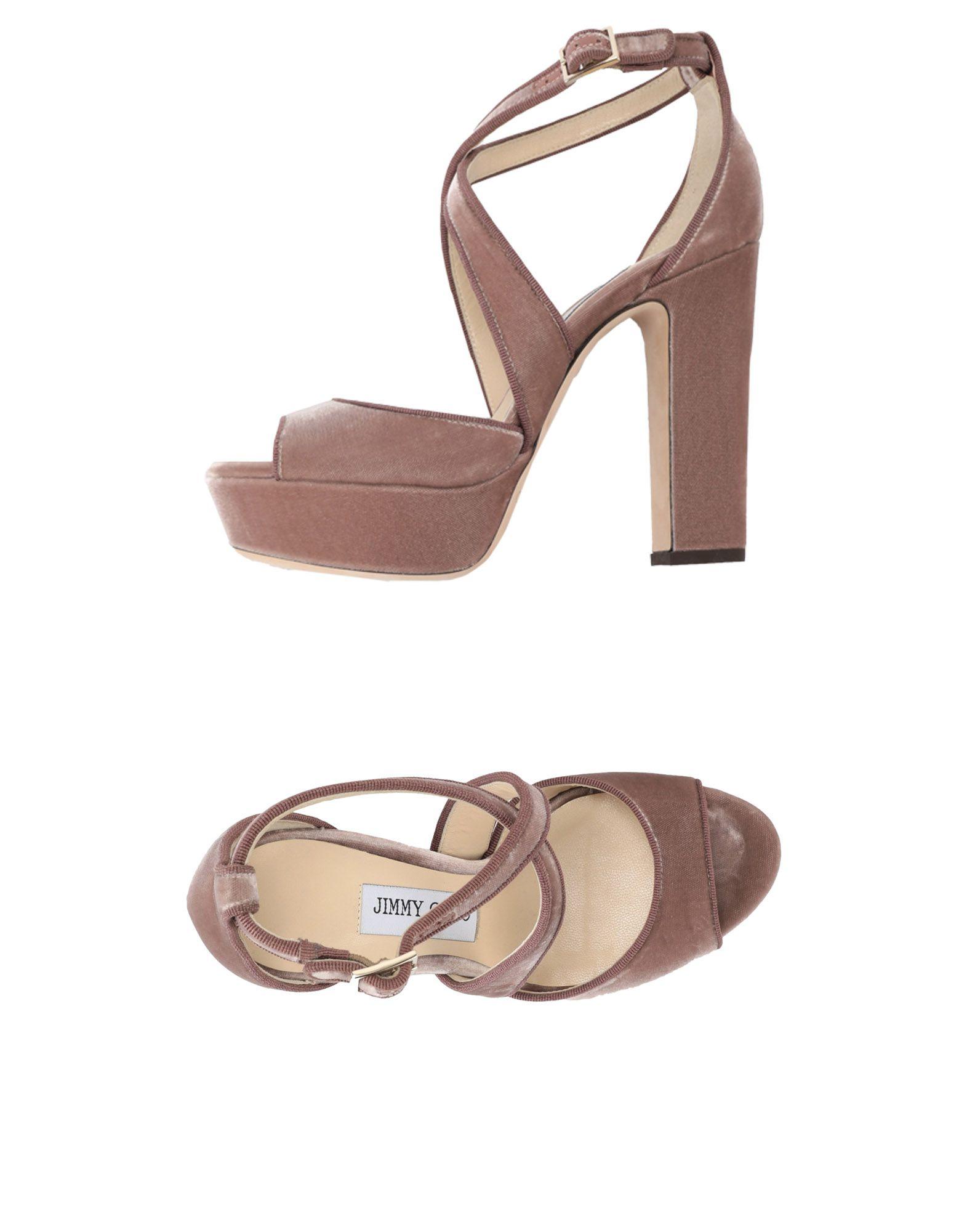 Jimmy Choo Sandalen Damen  11492854XIGünstige gut aussehende Schuhe