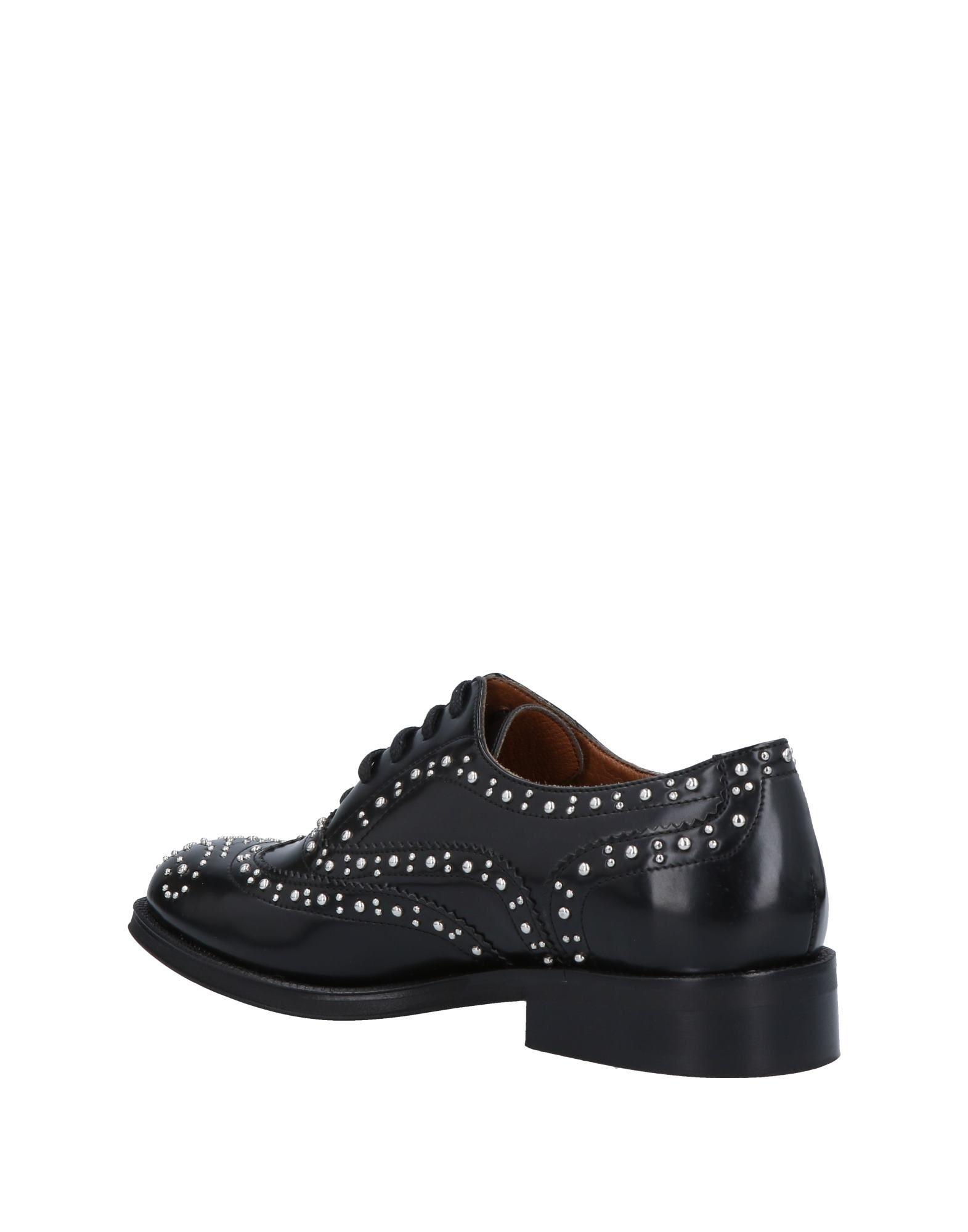 Gut um um um billige Schuhe zu tragenEmanuélle Vee Schnürschuhe Damen  11492875WV 8b490b