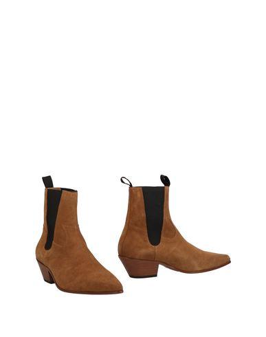 Zapatos con descuento - Botín Marc Jacobs Hombre - descuento Botines Marc Jacobs - 11492922AQ Camel 3e786b