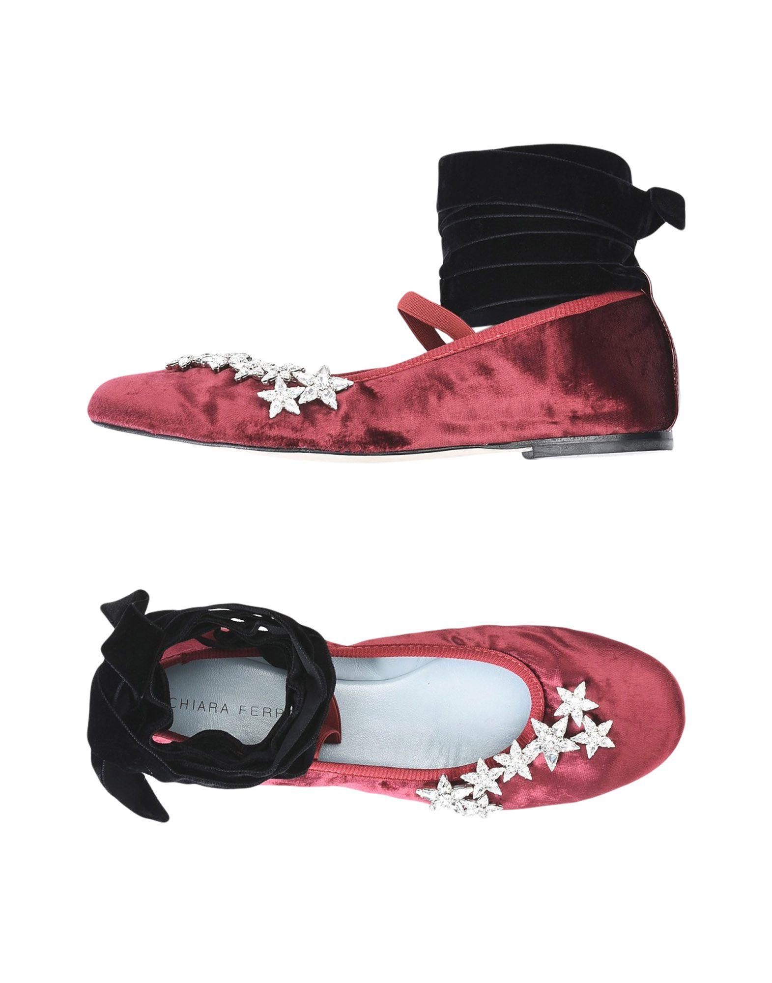 Chiara Ferragni Ballerinas Damen  11492926GUGut aussehende strapazierfähige Schuhe