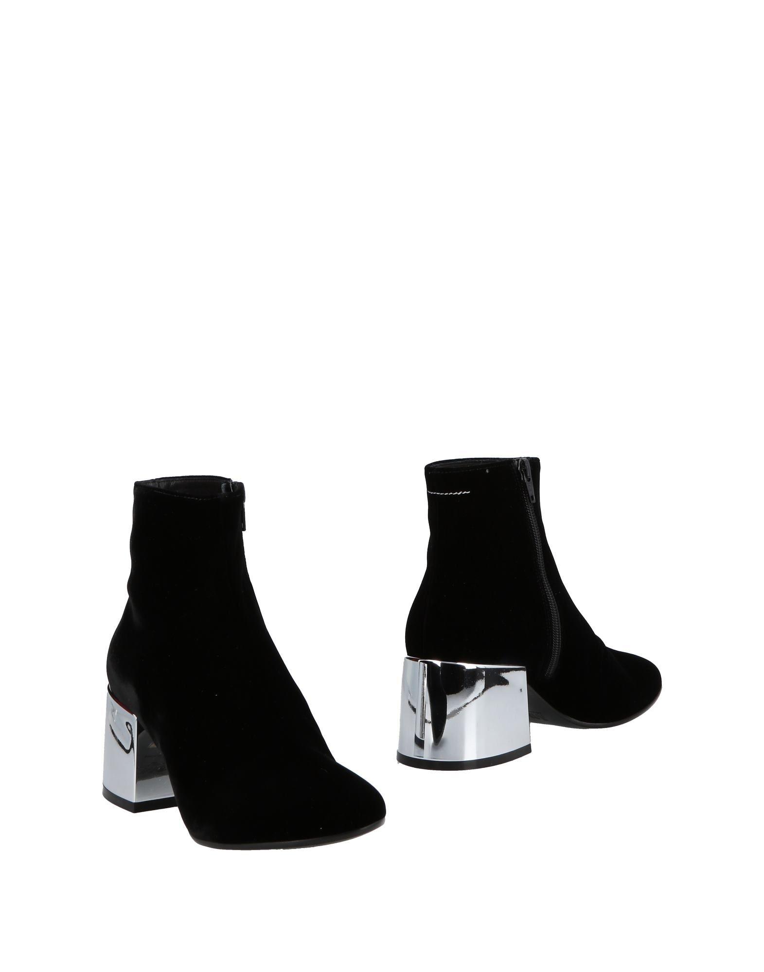 Rabatt Stiefelette Schuhe Mm6 Maison Margiela Stiefelette Rabatt Damen  11492938UG 5f94e4