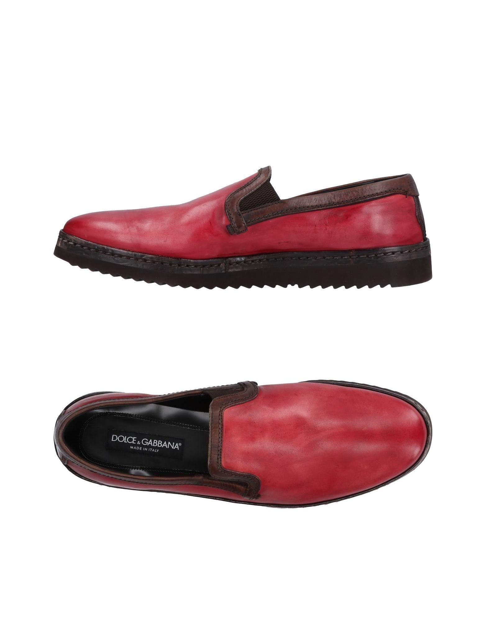 Scarpe economiche e resistenti Sneakers Dolce & Gabbana Uomo