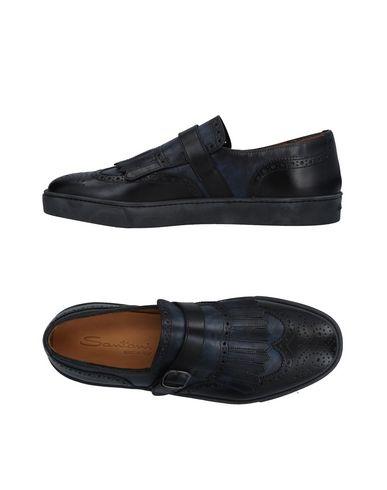 Zapatos con descuento Mocasín Santoni Hombre - Mocasines Santoni - 11492992BS Azul oscuro