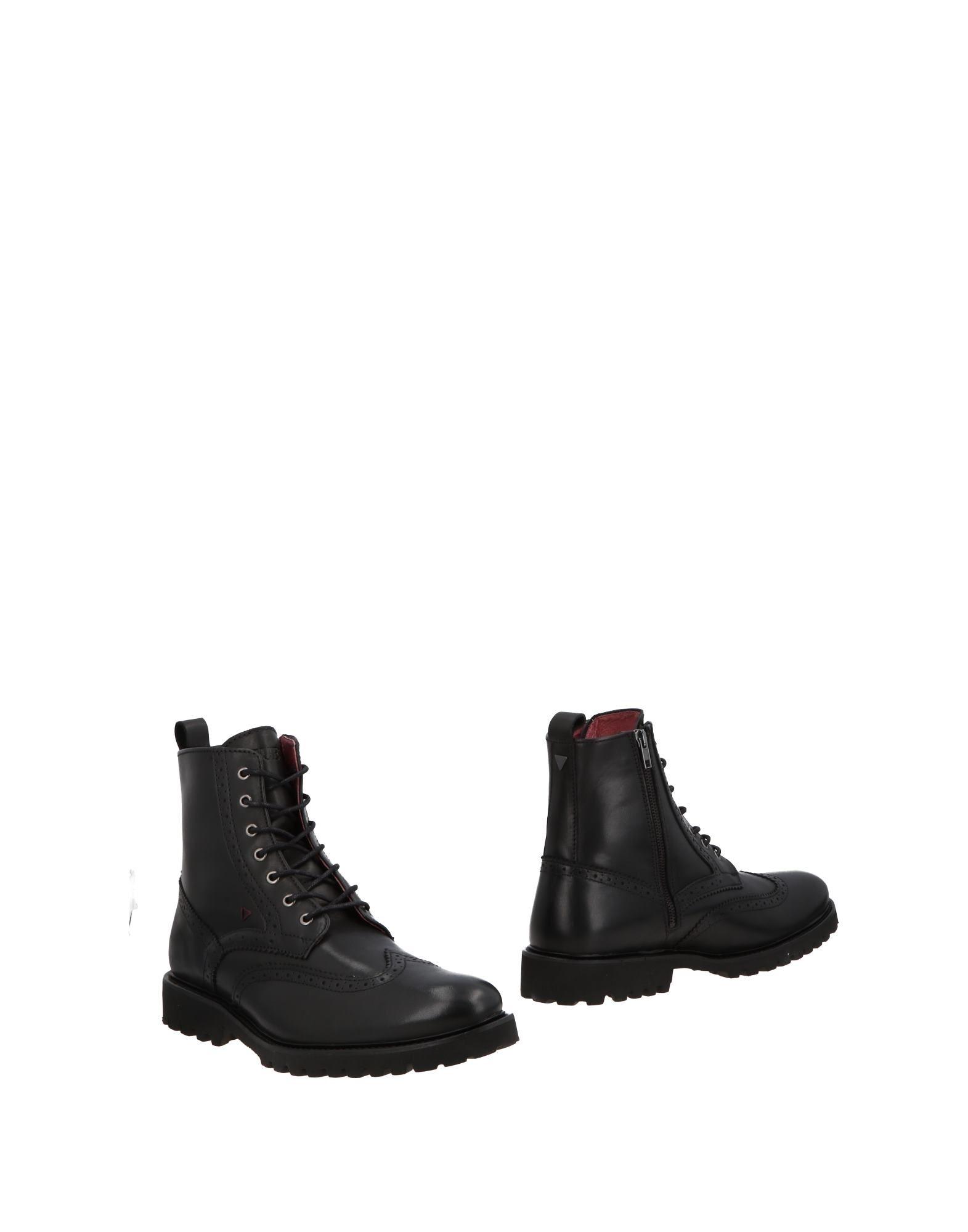 Rabatt echte Schuhe Guess Stiefelette Herren  11492995JH