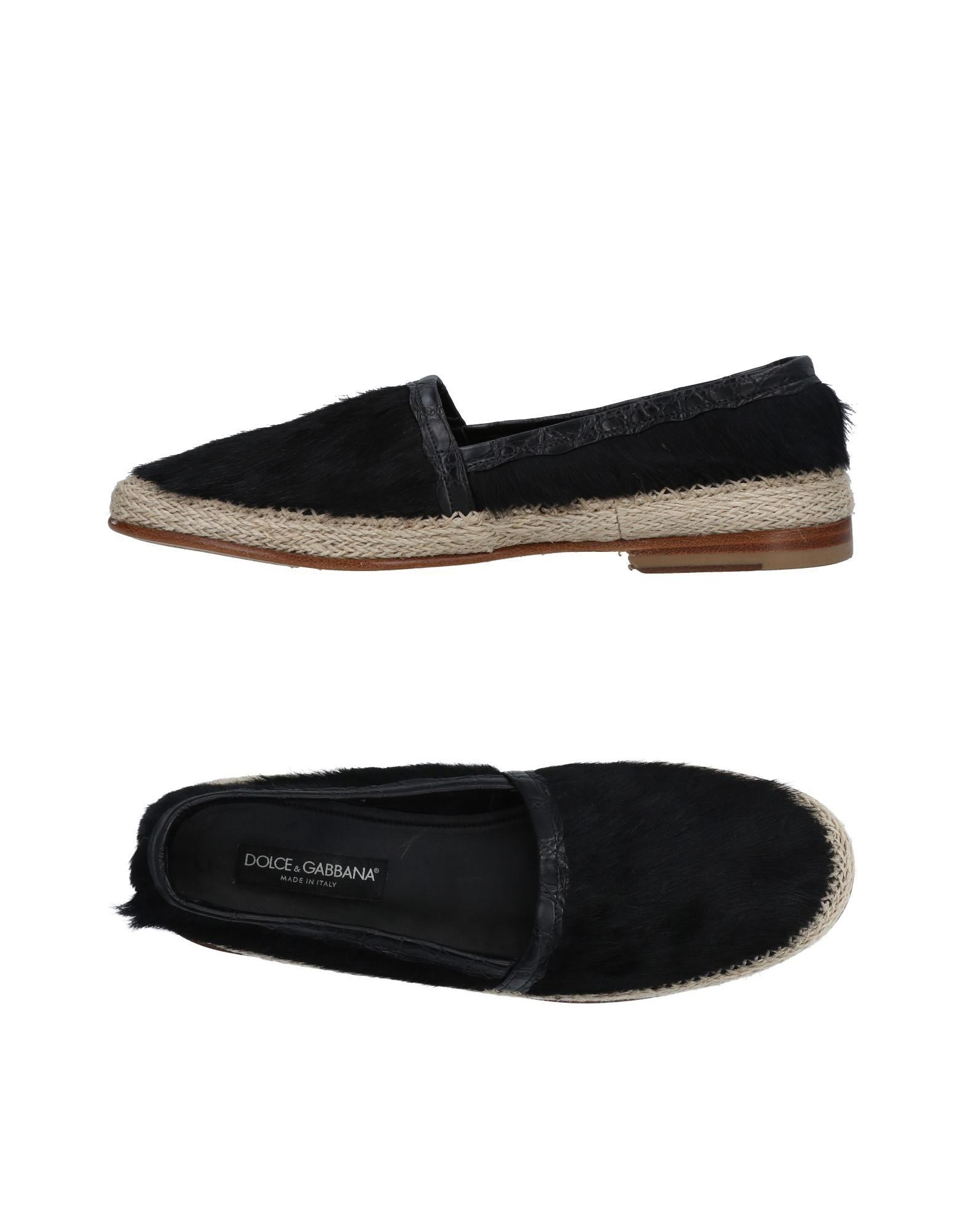 Dolce & Gabbana  Mokassins Herren  Gabbana 11493007UH  b67d90