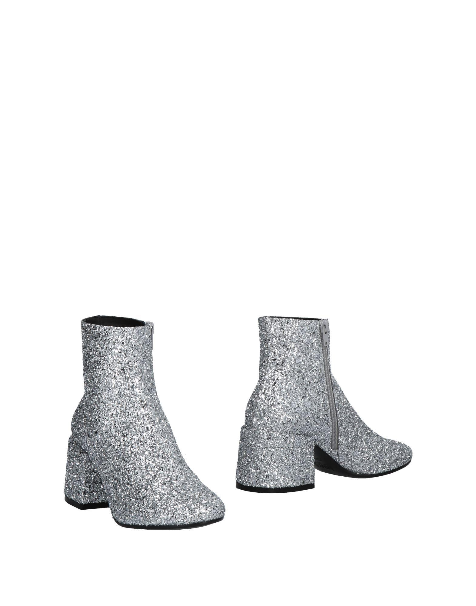 Mm6 Maison Margiela Stiefelette Damen  11493021AX Neue Schuhe