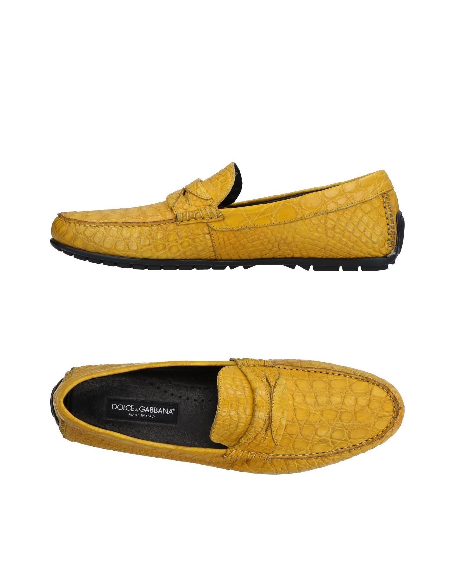 Scarpe Dolce economiche e resistenti Mocassino Dolce Scarpe & Gabbana Uomo f832e6