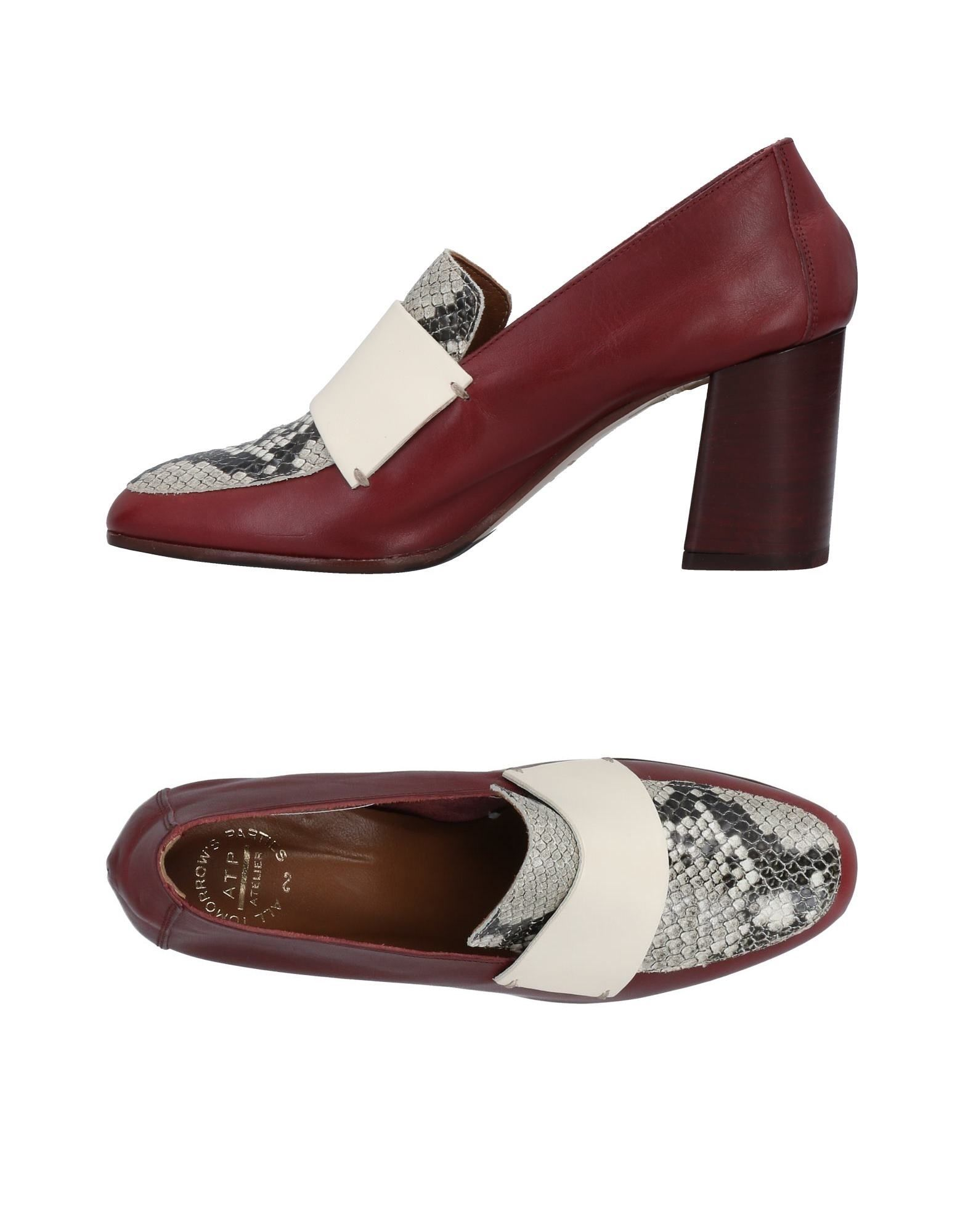 Atp Atelier Loafers - Women Atp Atelier Loafers Kingdom online on  United Kingdom Loafers - 11493040JW 0546e3
