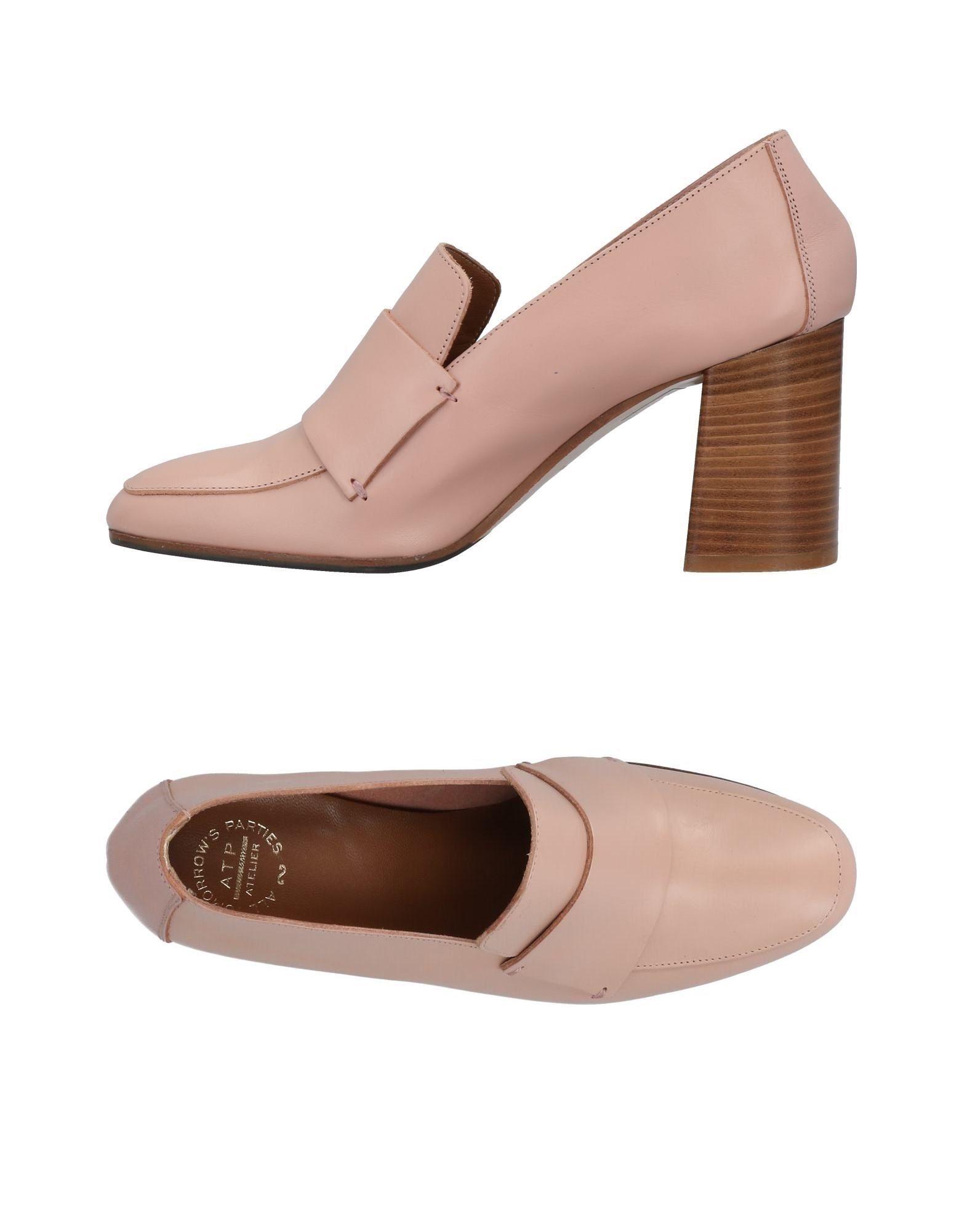 Stilvolle billige Schuhe Atp  Atelier Mokassins Damen  Atp 11493057LT 65e8da