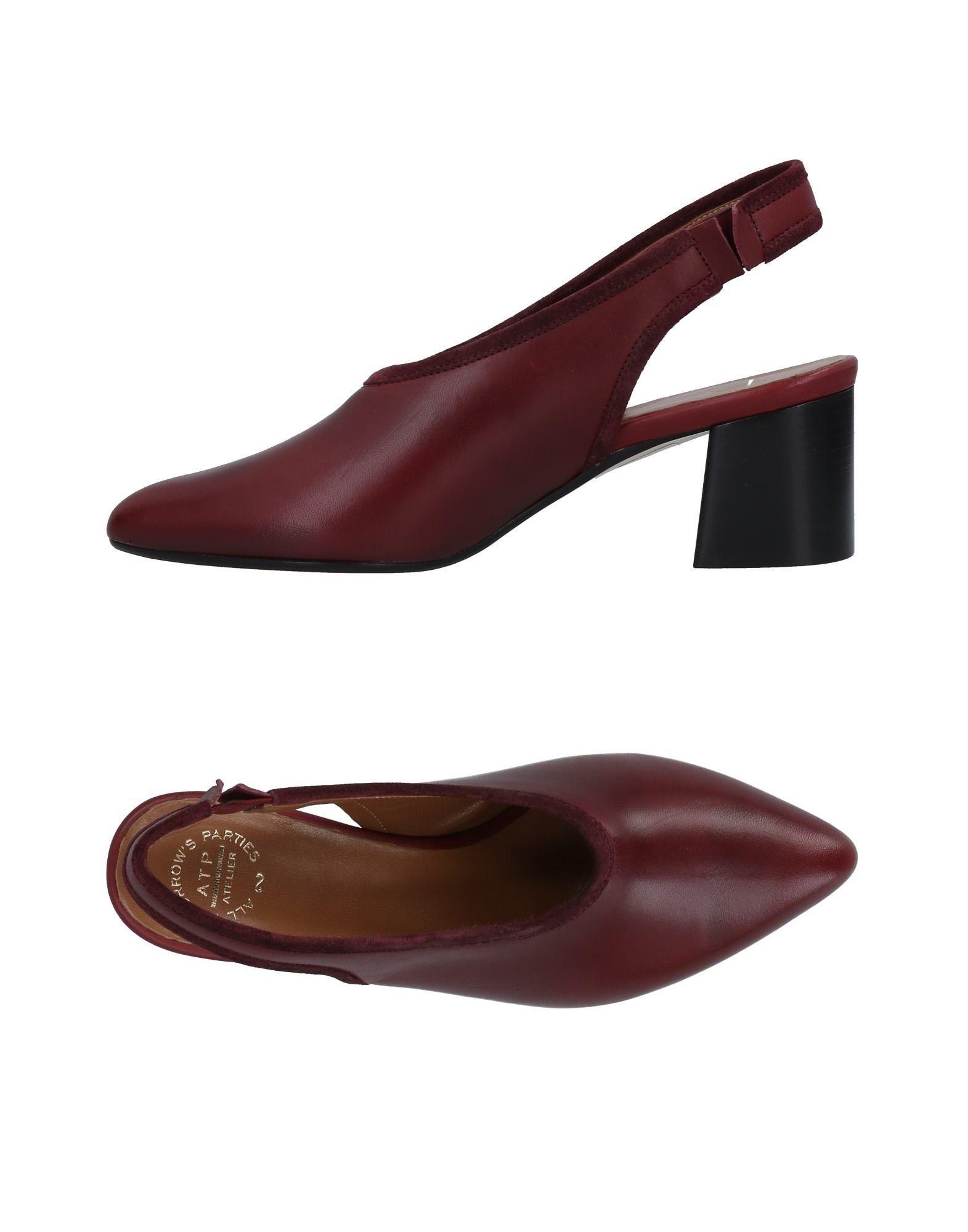 Stilvolle billige Schuhe Damen Atp Atelier Pumps Damen Schuhe  11493071NE f21355