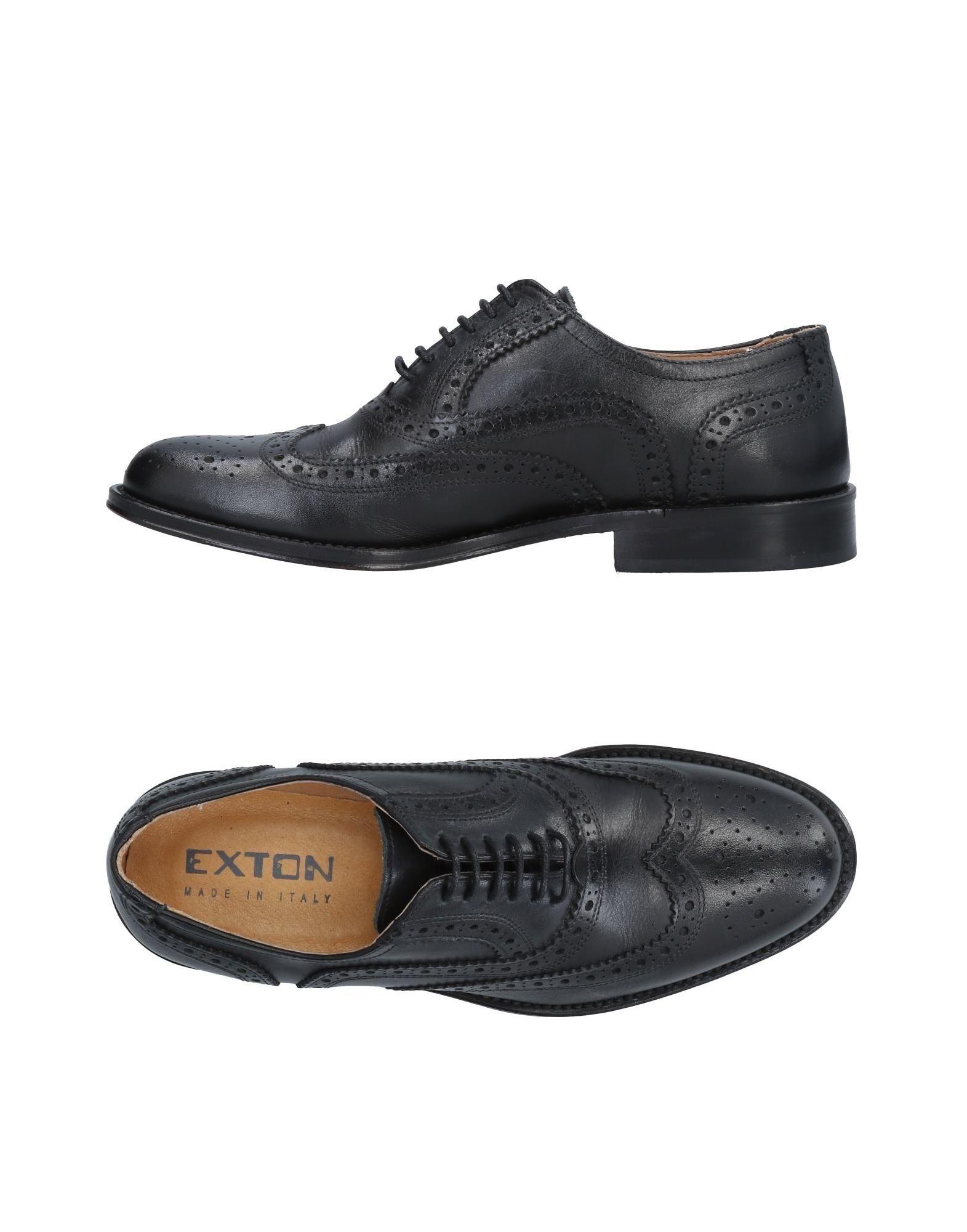 Stringate Exton Uomo - 11493113EE Scarpe economiche e buone