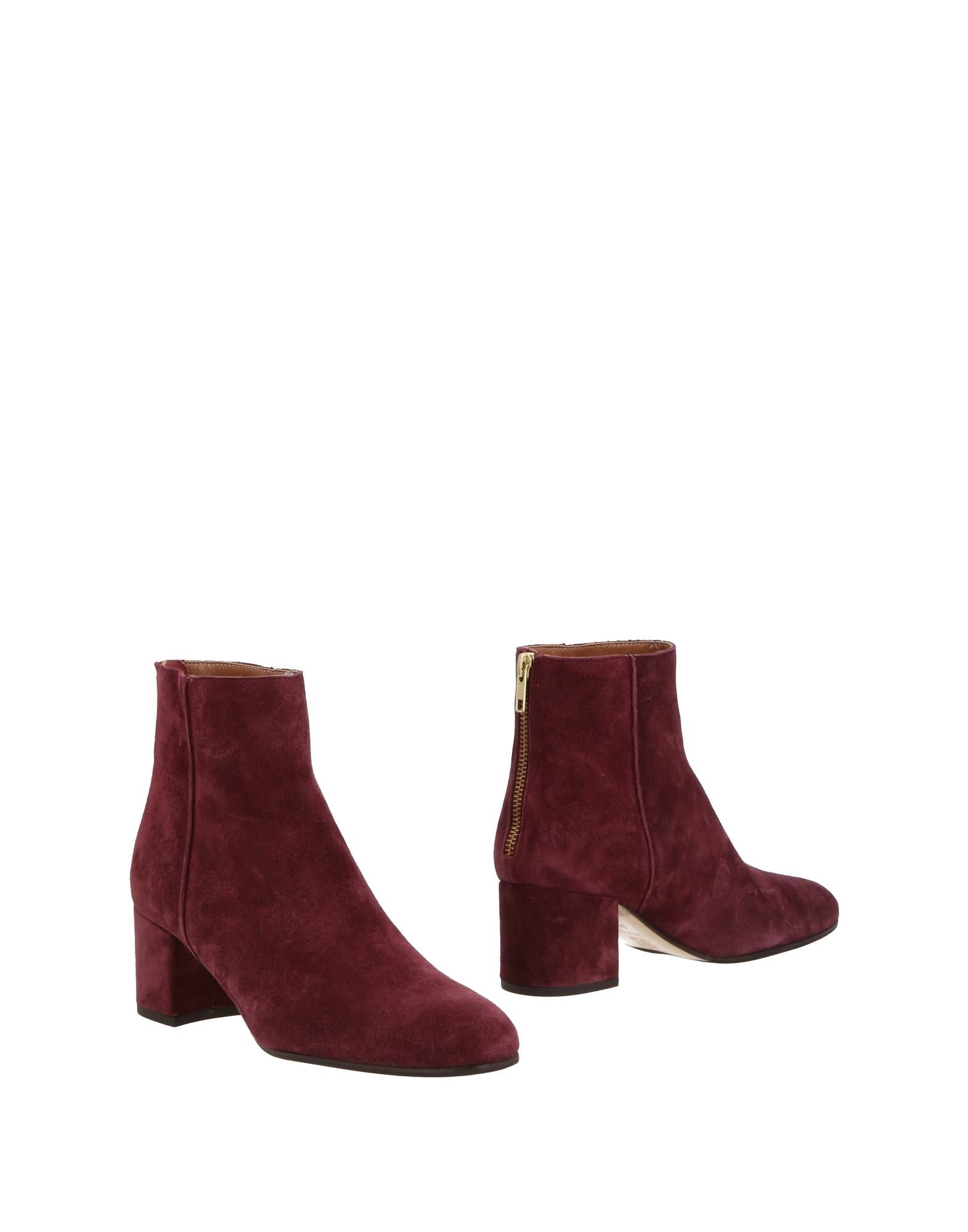 Bottine Atp Atelier Femme - Bottines Atp Atelier Aubergine Les chaussures les plus populaires pour les hommes et les femmes